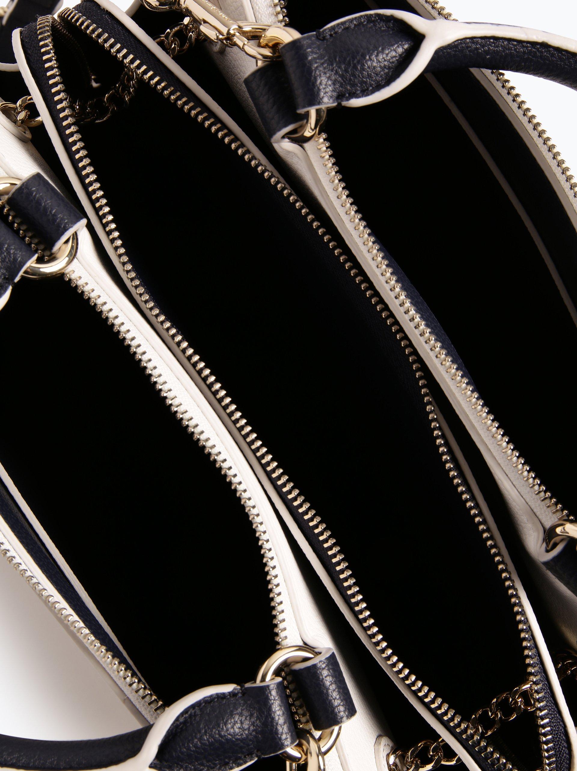 tommy hilfiger damen handtasche marine gestreift online. Black Bedroom Furniture Sets. Home Design Ideas
