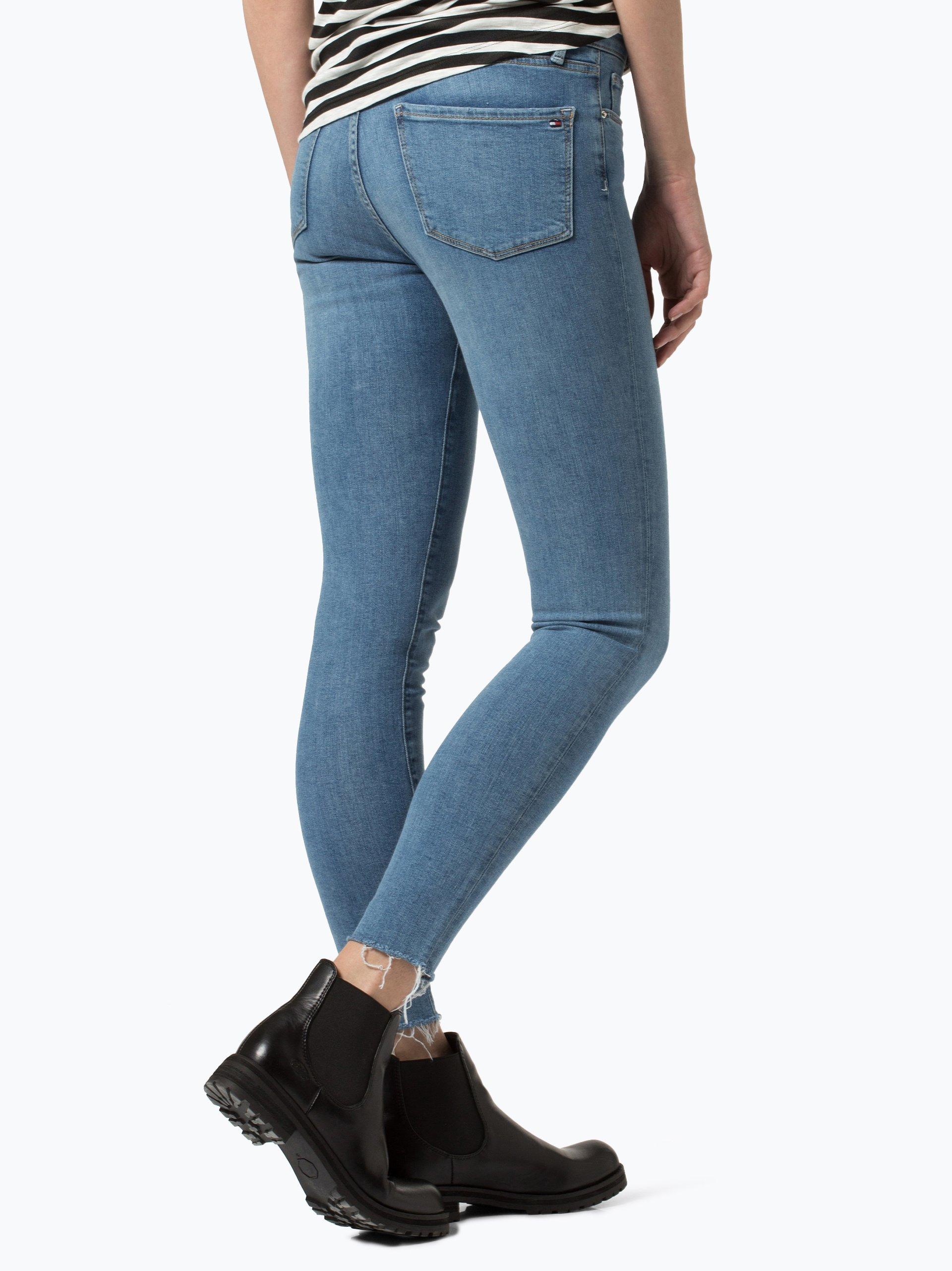 tommy hilfiger damen jeans como ankle milena online. Black Bedroom Furniture Sets. Home Design Ideas