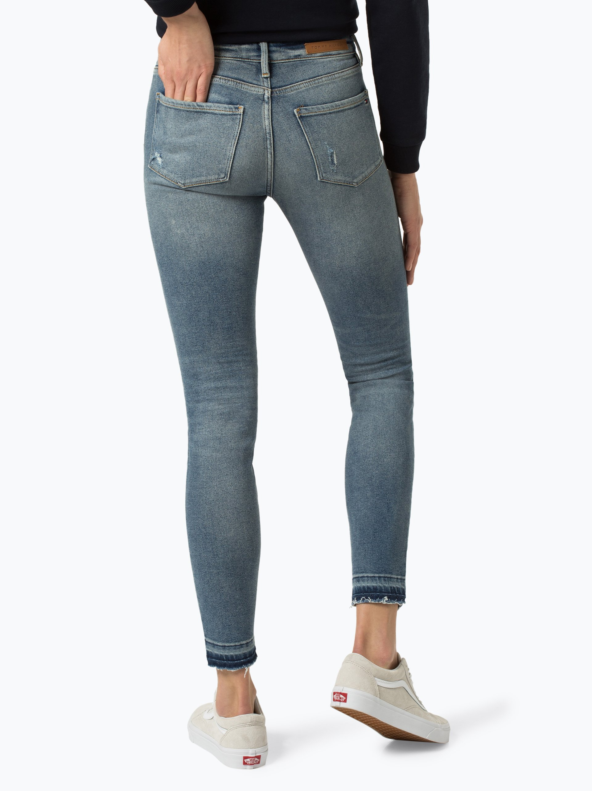 tommy hilfiger damen jeans como online kaufen peek und. Black Bedroom Furniture Sets. Home Design Ideas