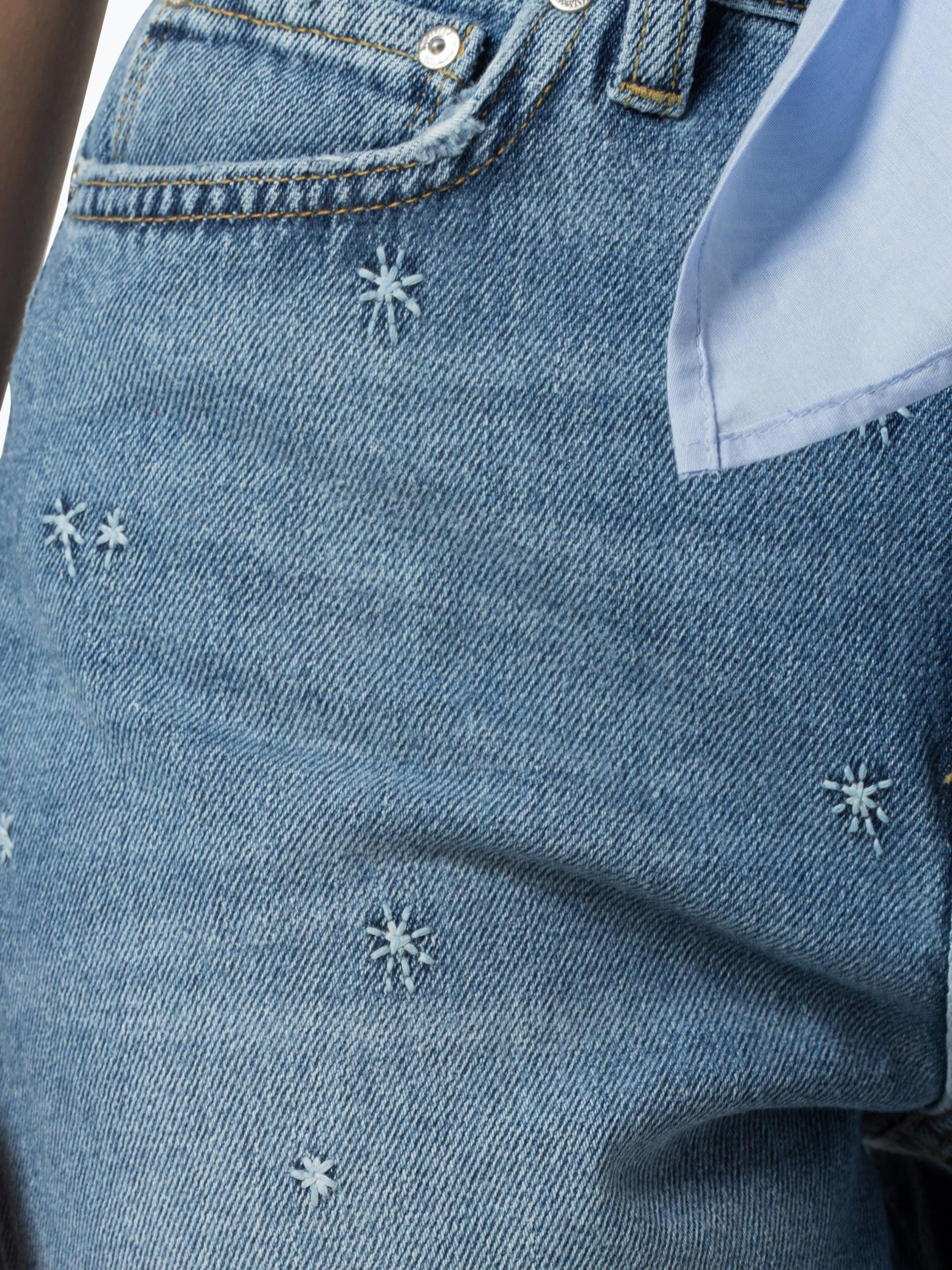 tommy hilfiger damen jeans gramercy hellblau blau uni. Black Bedroom Furniture Sets. Home Design Ideas