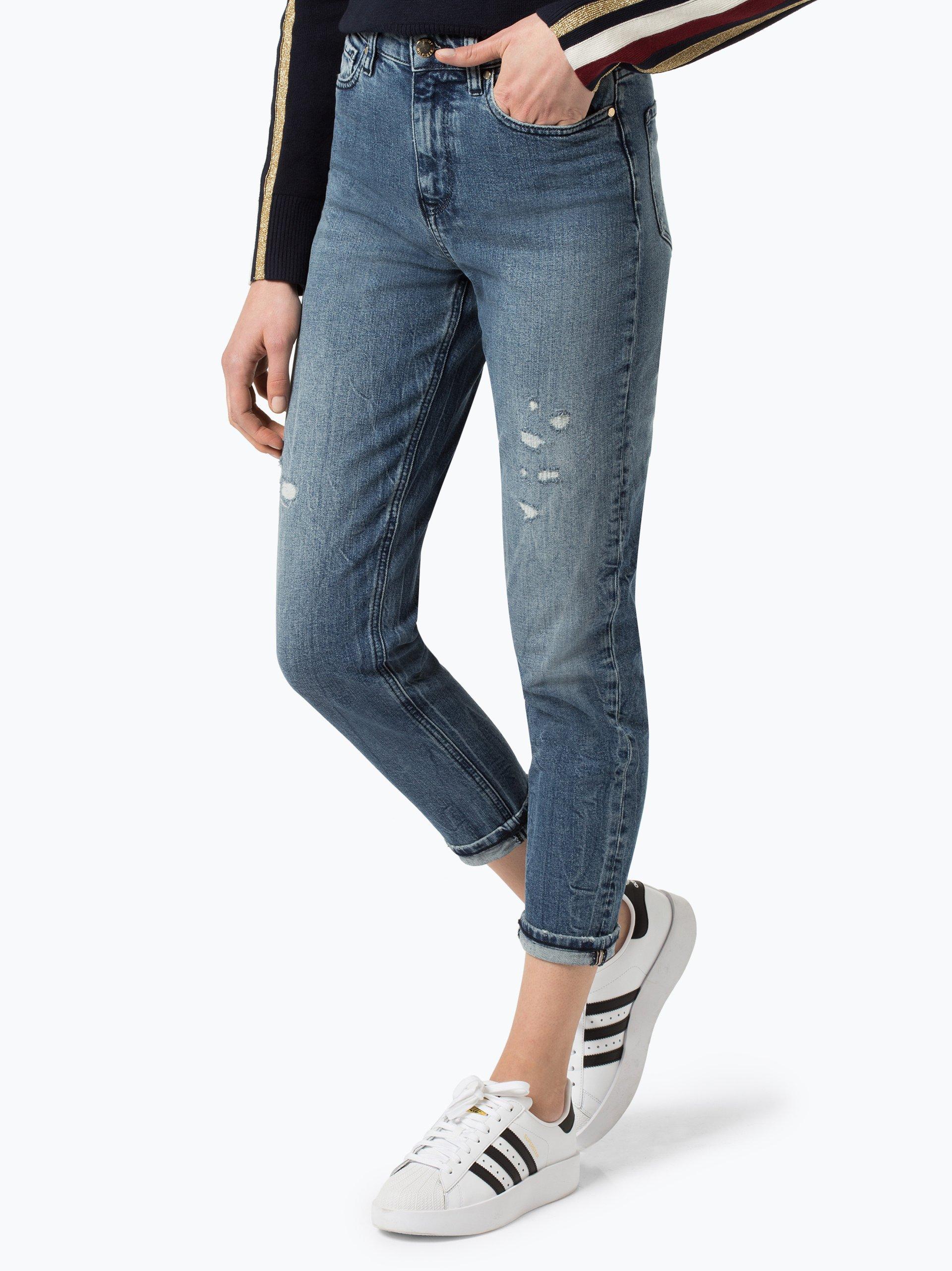tommy hilfiger damen jeans tommy icons mom fit ankle. Black Bedroom Furniture Sets. Home Design Ideas