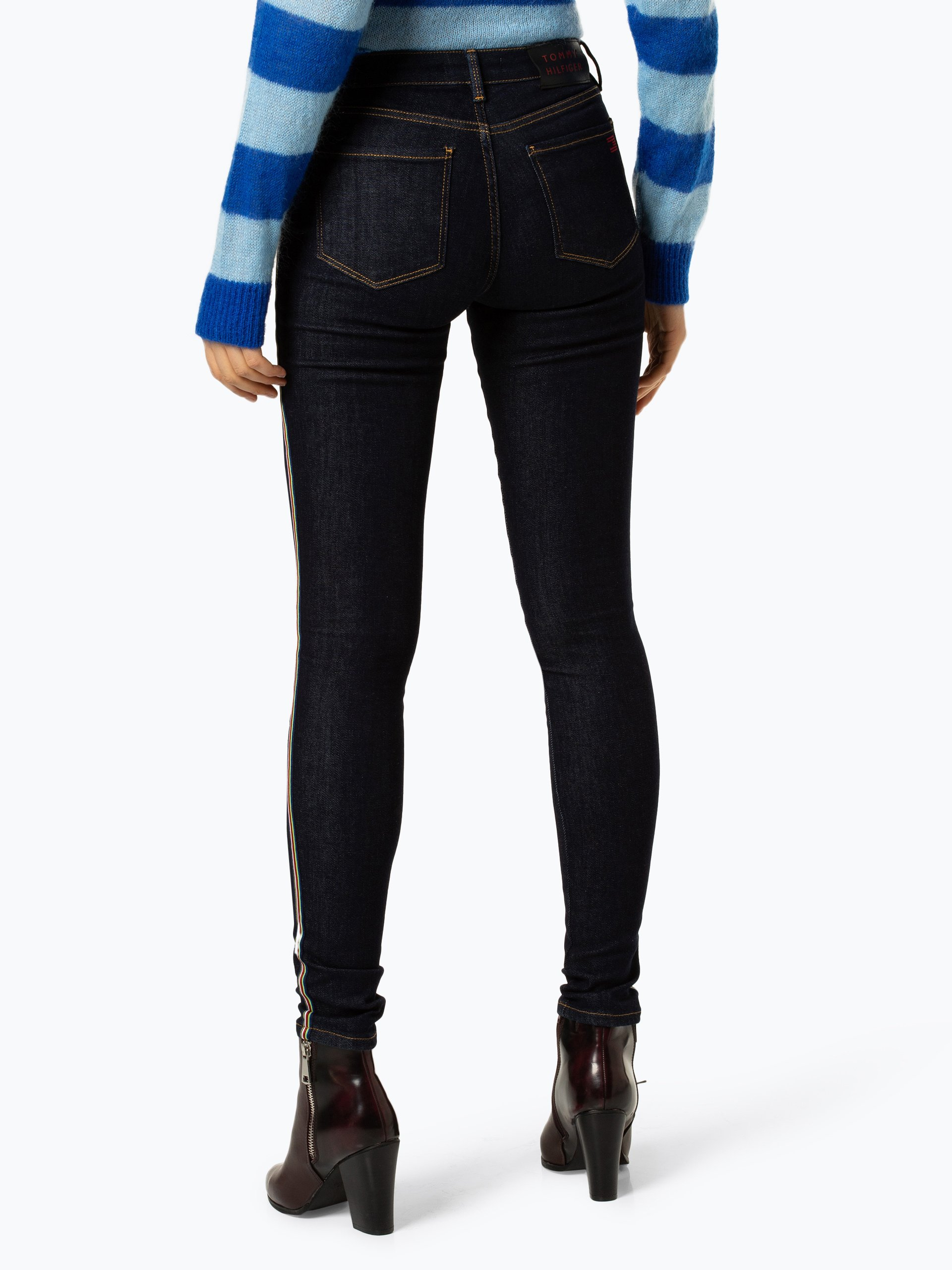 tommy hilfiger damen jeans online kaufen vangraaf com. Black Bedroom Furniture Sets. Home Design Ideas