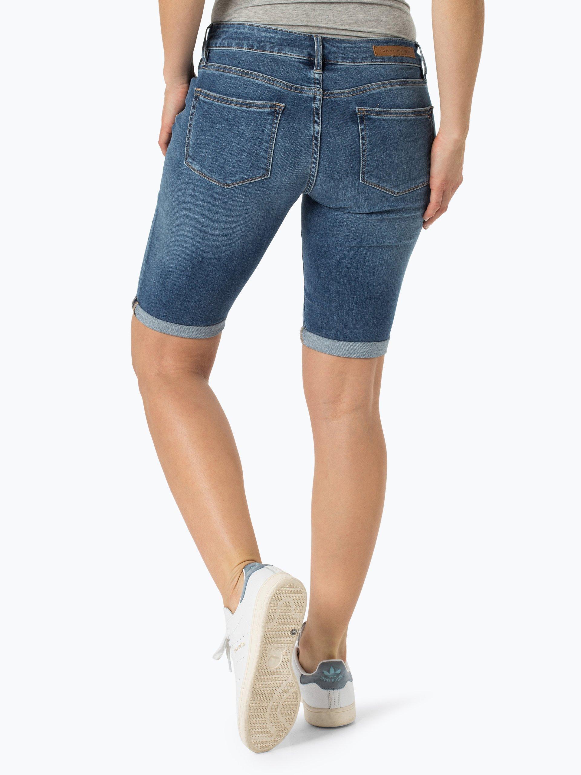 tommy hilfiger damen jeansshorts venice denim uni online. Black Bedroom Furniture Sets. Home Design Ideas