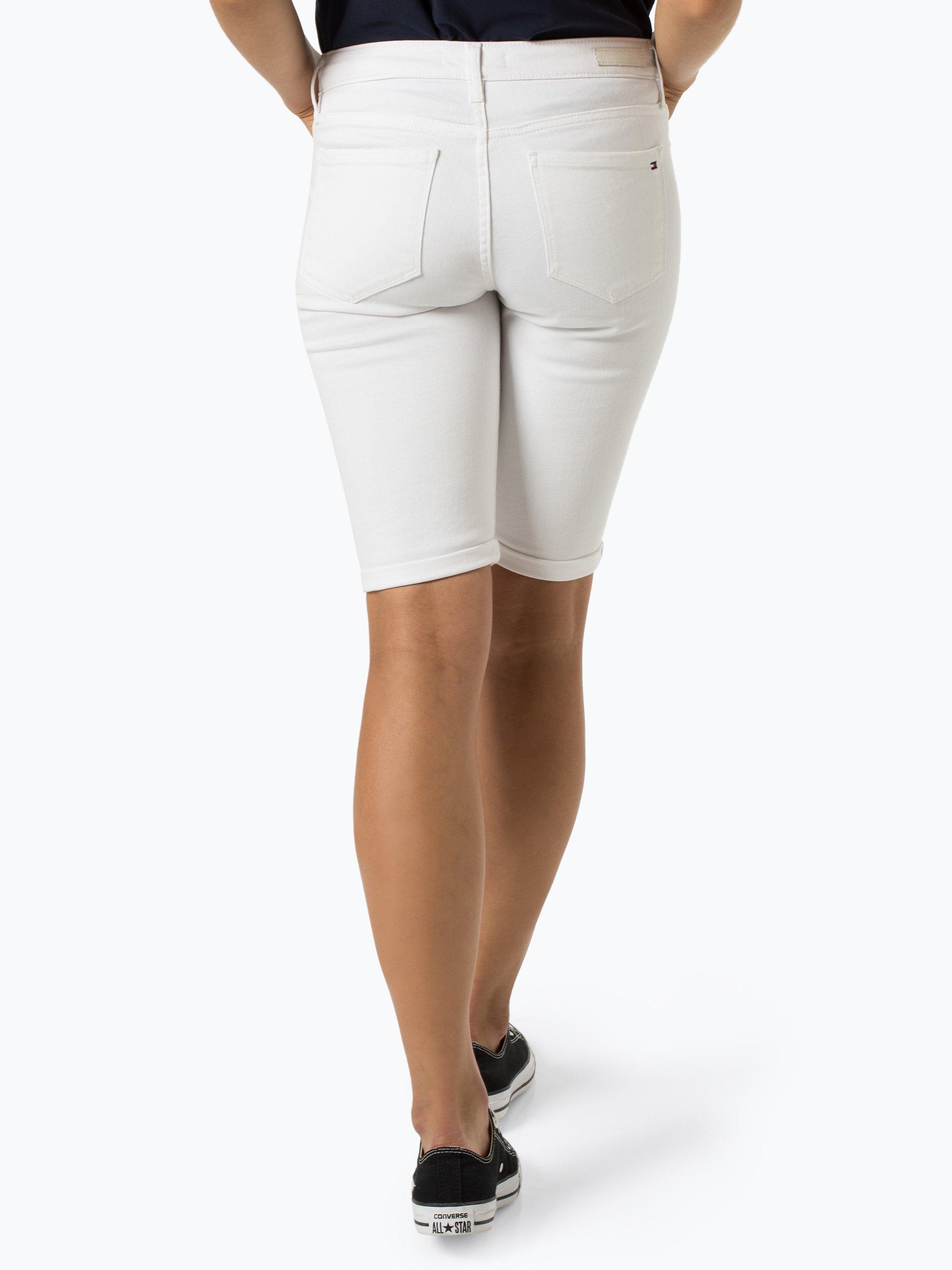 Tommy Hilfiger Damen Jeansshorts