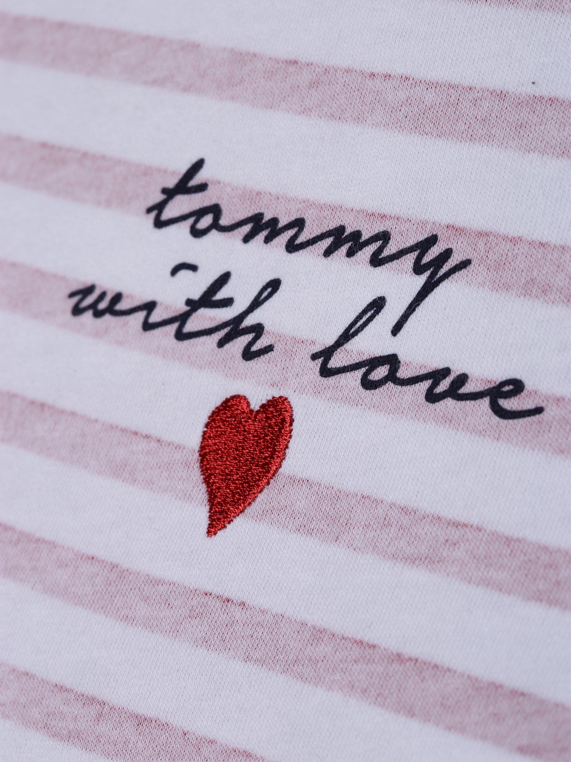 Tommy Hilfiger Damen Langarmshirt