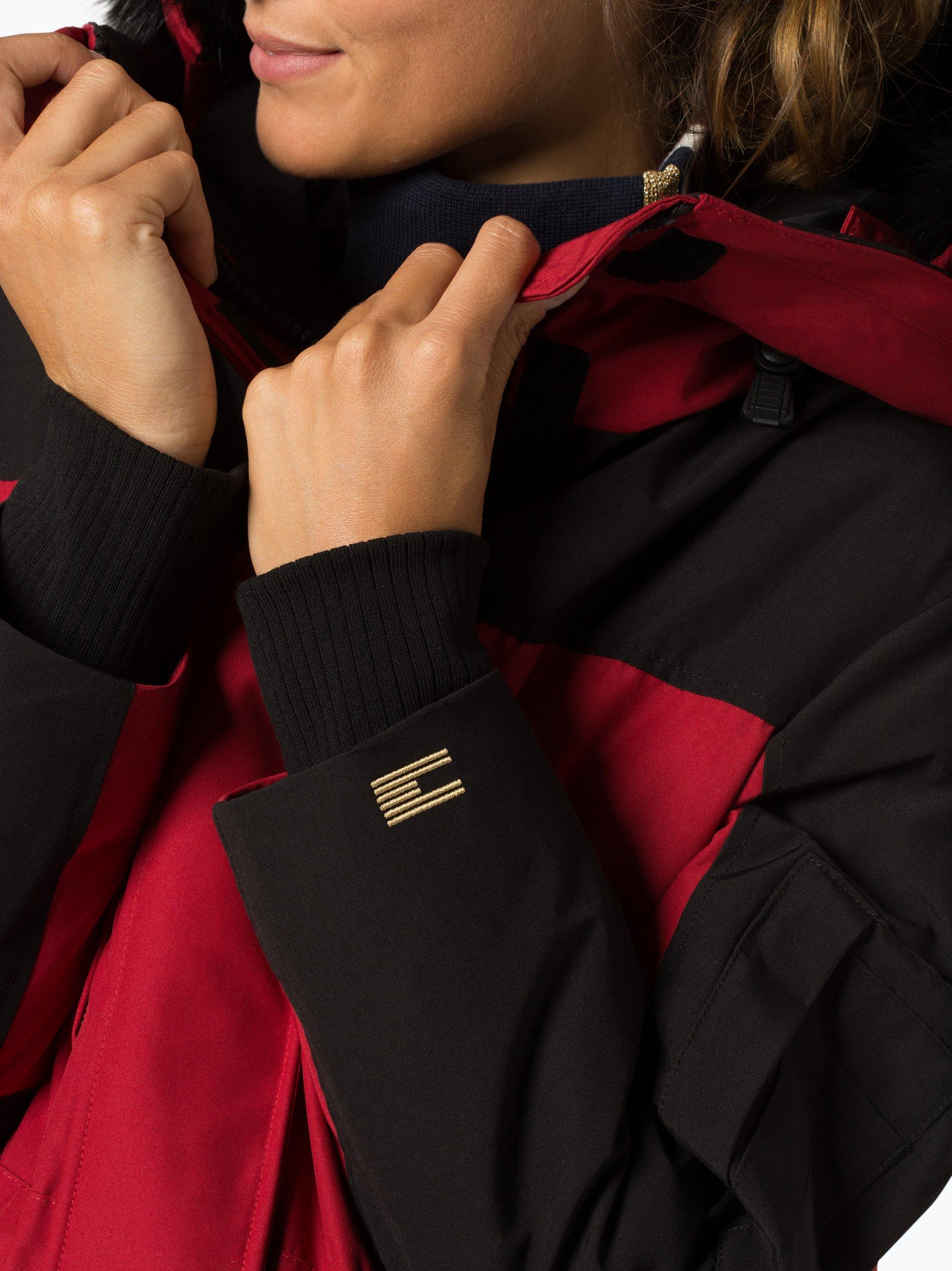 tommy hilfiger damen mantel tommy icons parka online. Black Bedroom Furniture Sets. Home Design Ideas