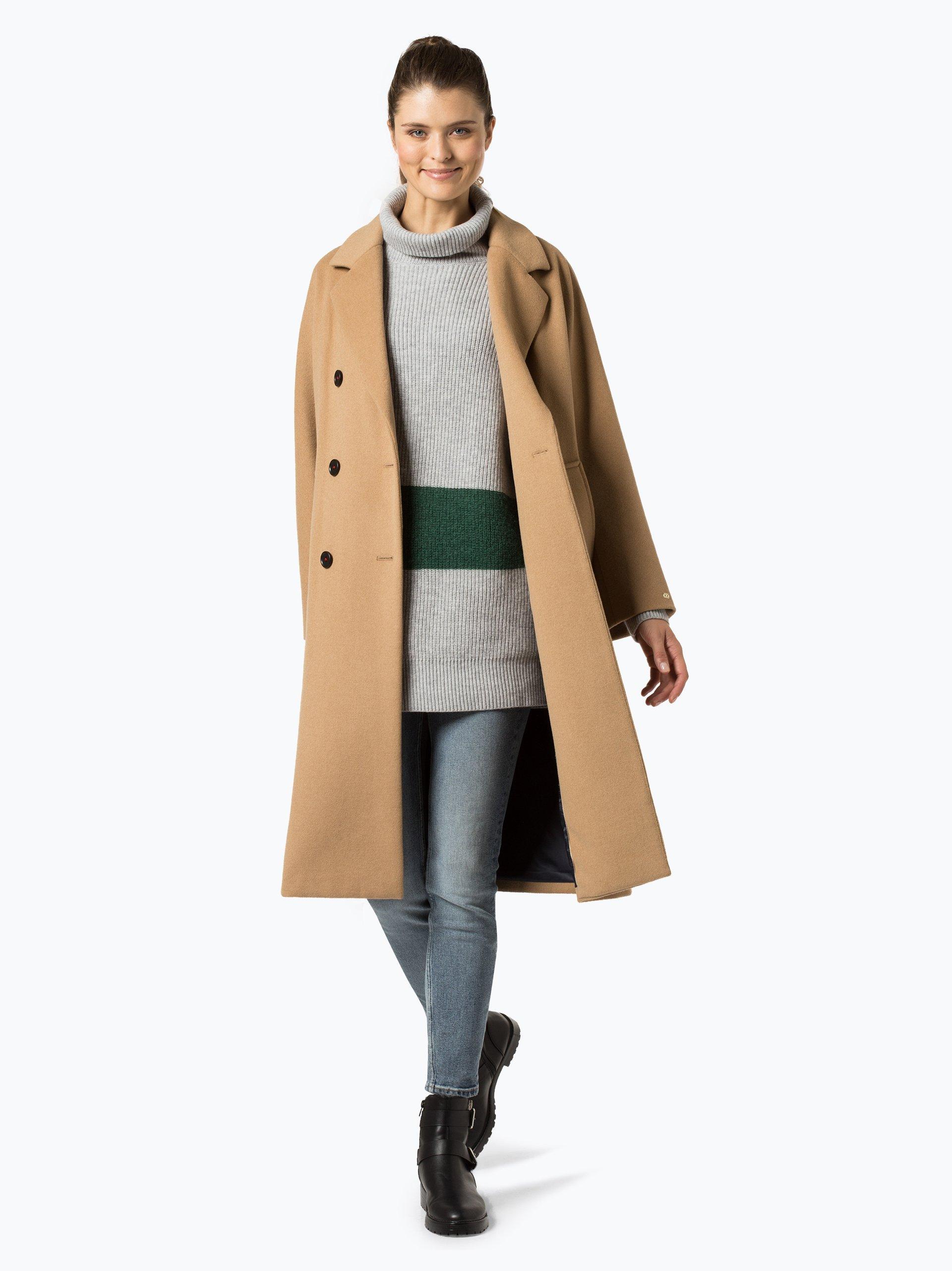 tommy hilfiger damen mantel tommy icons swagger coat. Black Bedroom Furniture Sets. Home Design Ideas