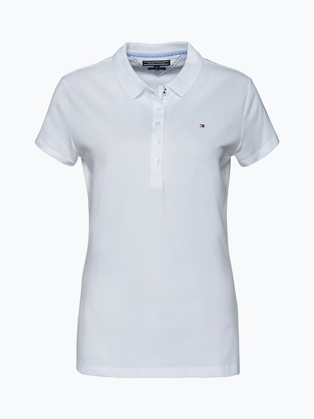 exklusives Sortiment wie man wählt schöner Stil Tommy Hilfiger Poloshirt Slim Fit Damen - Nils Stucki ...
