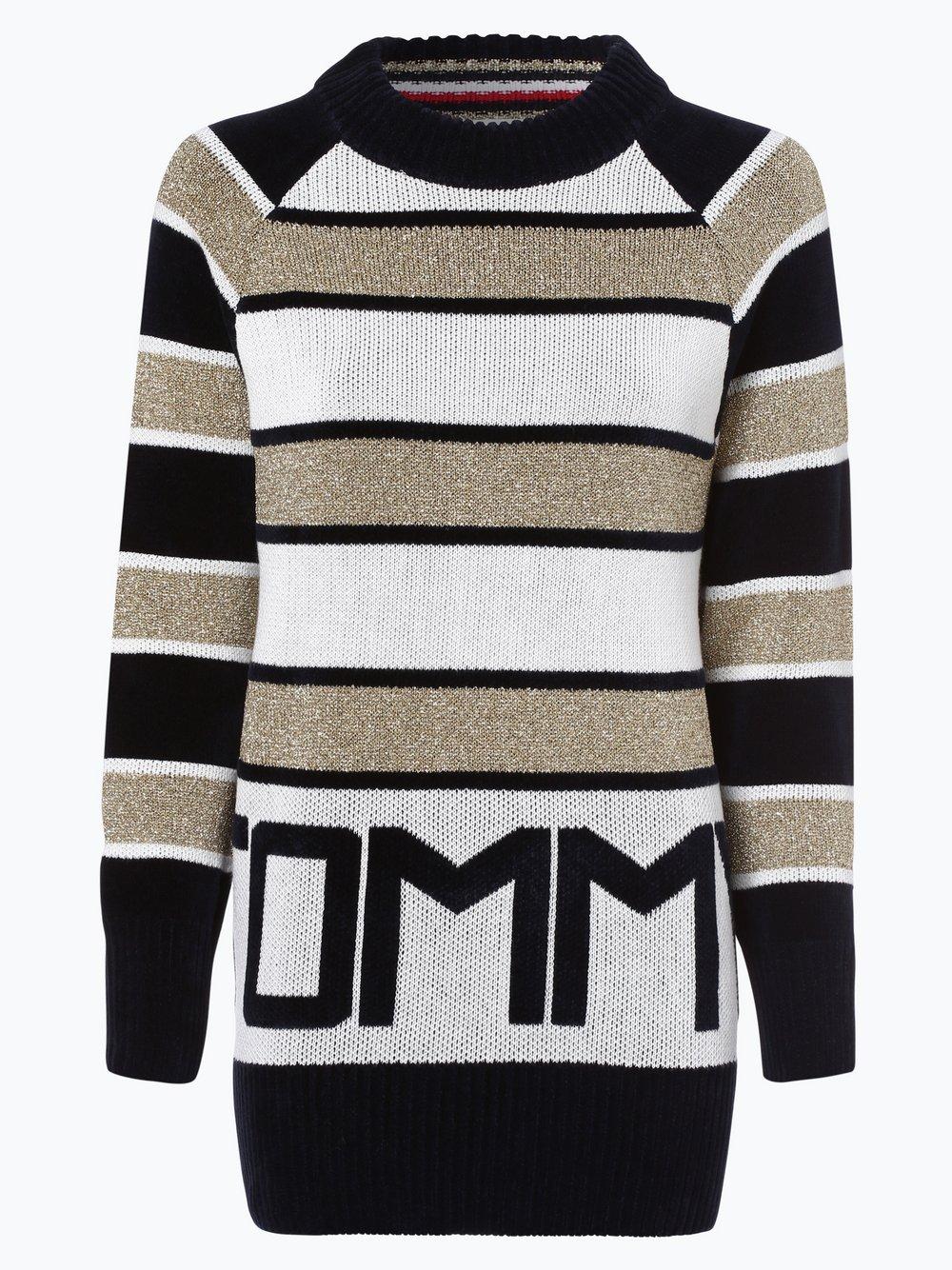 22dddc5dbf Tommy Hilfiger Damen Pullover - Tommy Icons Logo Sweater online ...