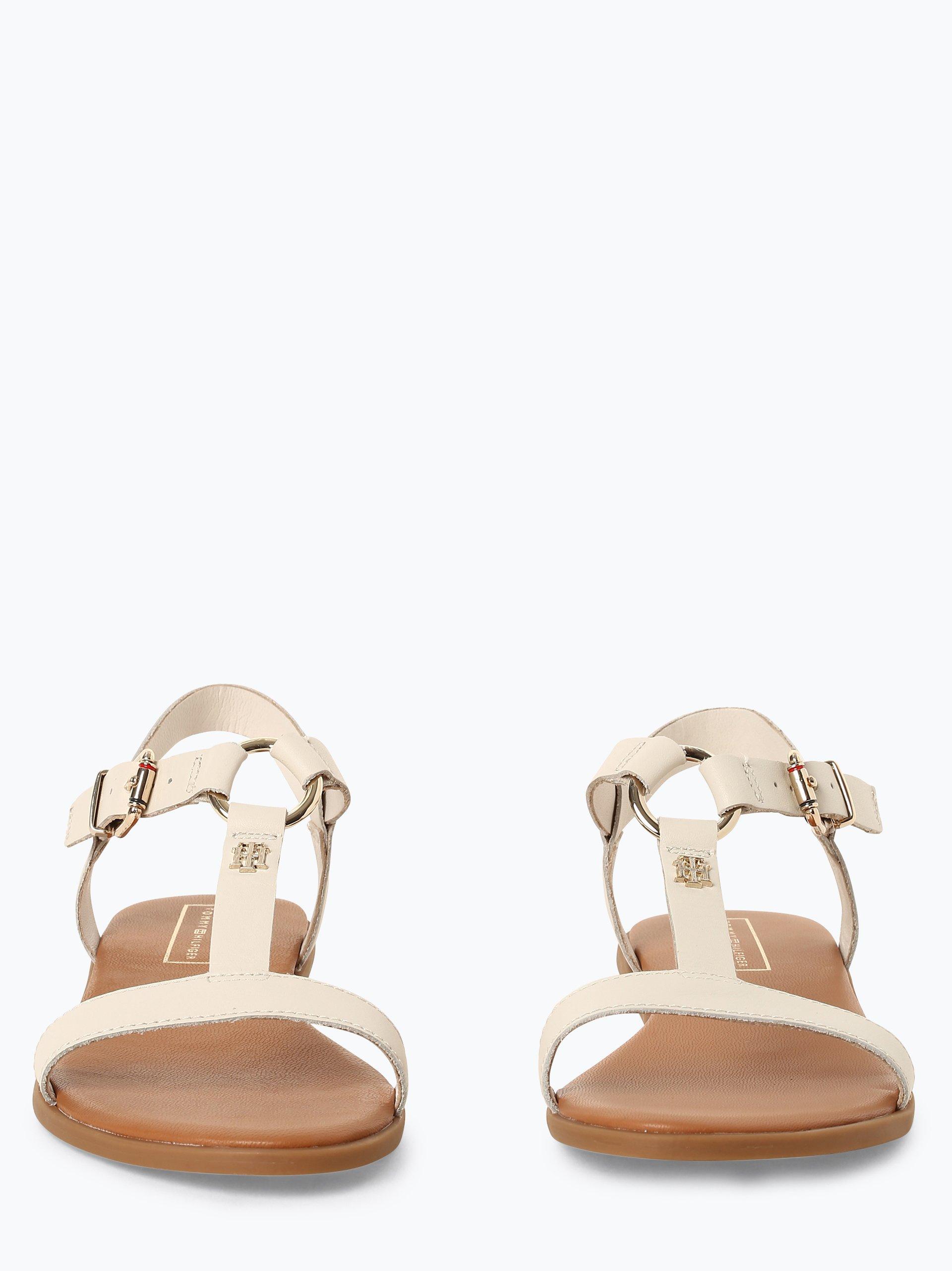 Tommy Hilfiger Damen Sandalen aus Leder