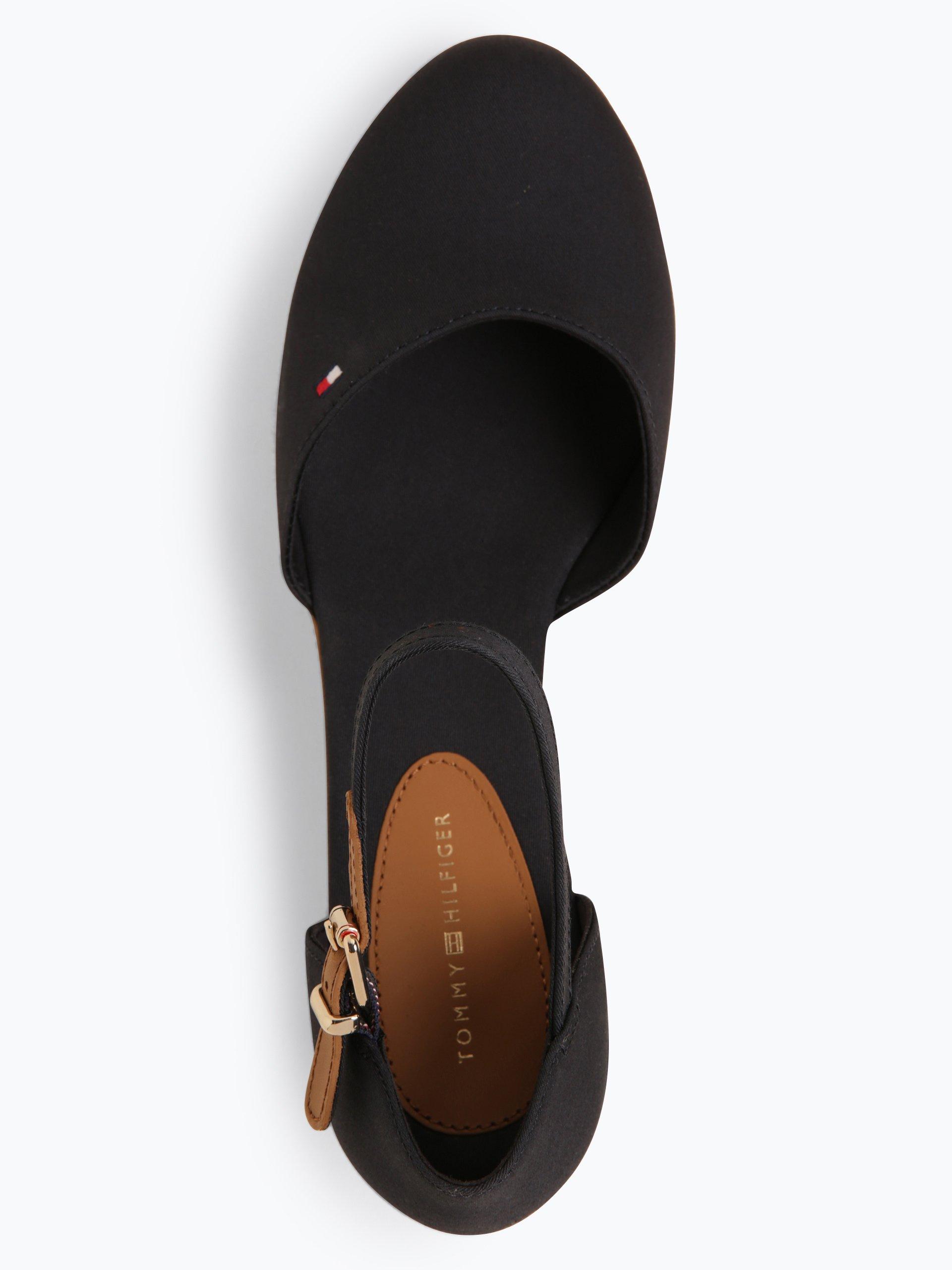 Tommy Hilfiger Damen Sandalen mit Leder-Anteil