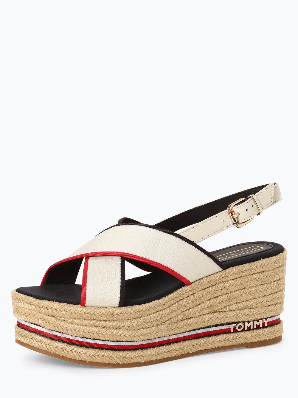 Damen Sandaletten mit Leder Anteil