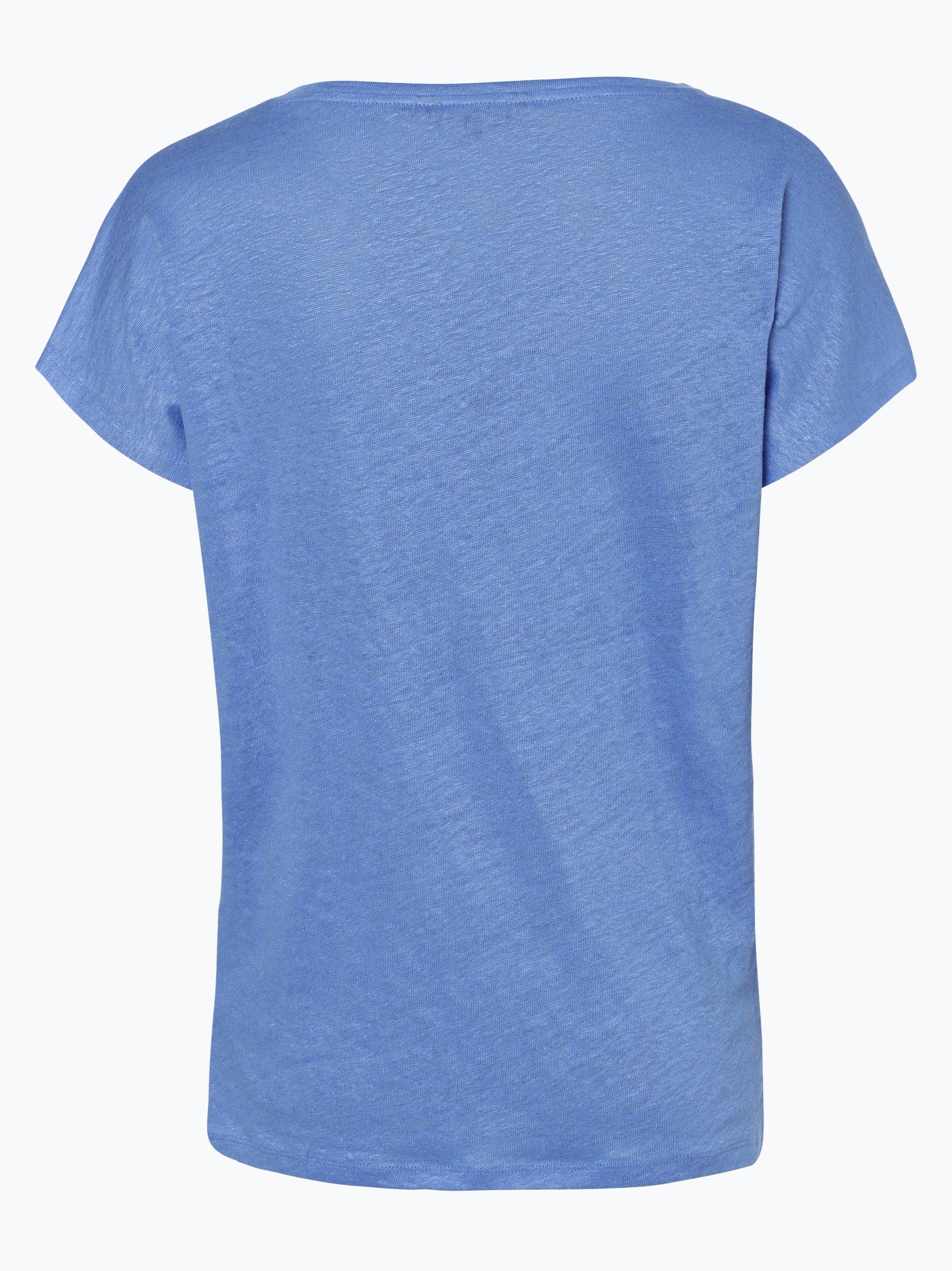 Tommy Hilfiger Damen Shirt aus Leinen