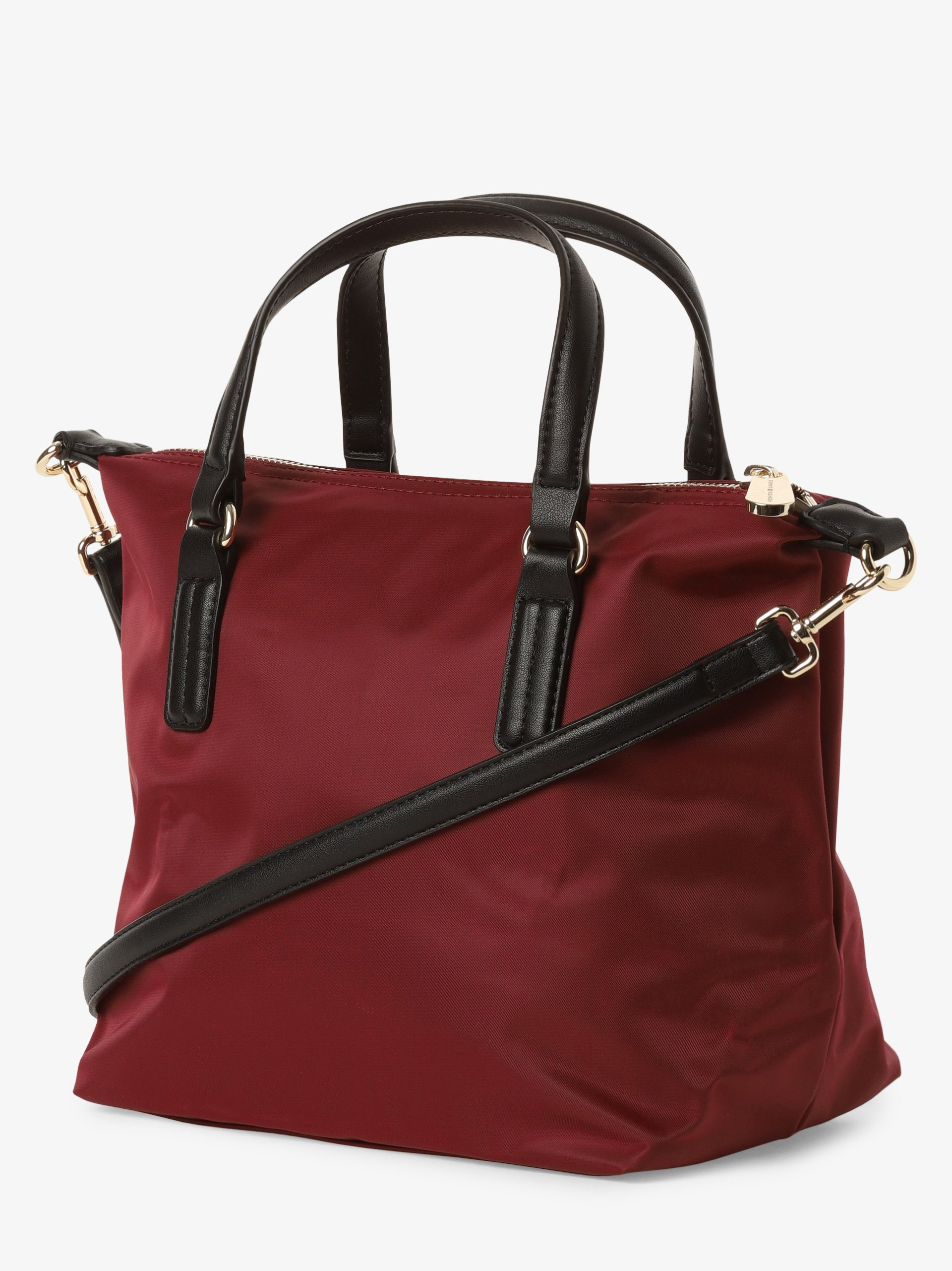 Tommy Hilfiger Damen Shopper - Poppy Small Tote Solid