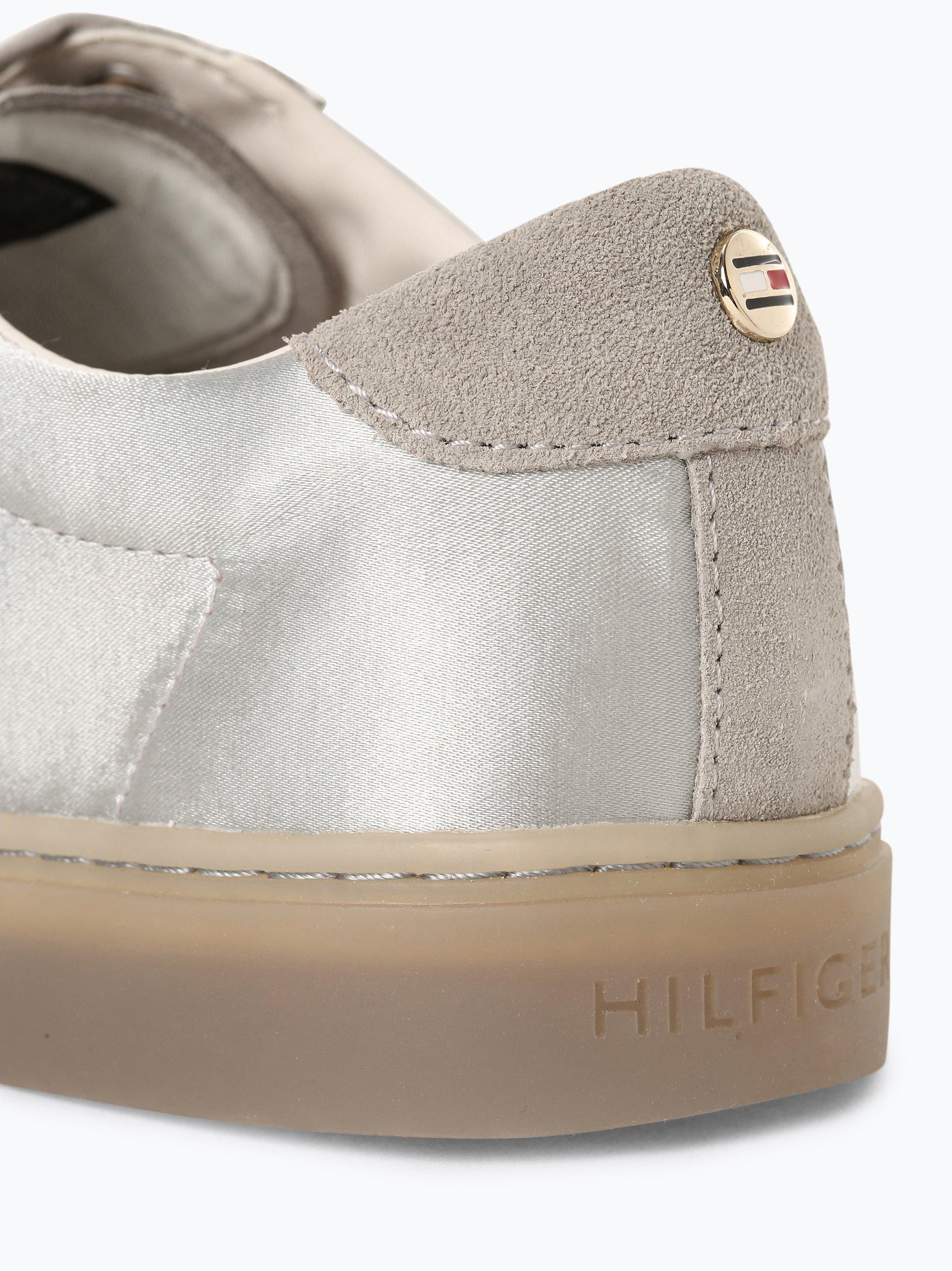 Tommy Hilfiger Damen Sneaker mit Leder-Anteil