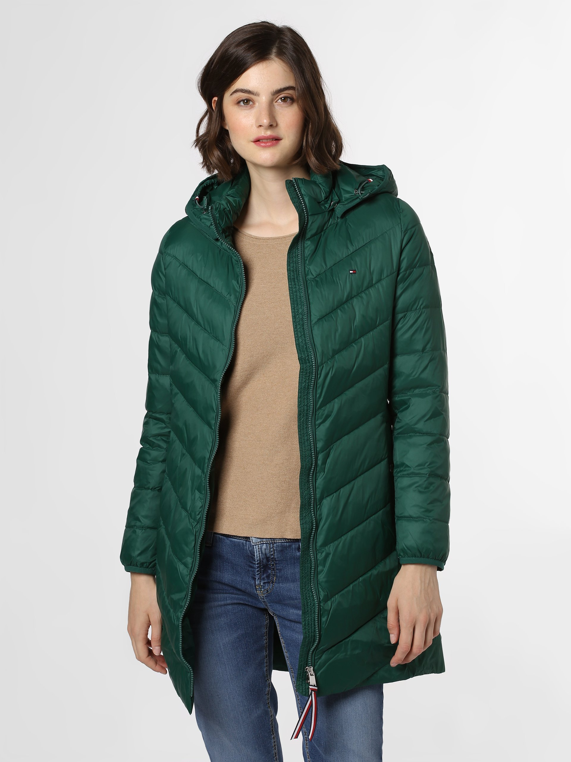 Tommy Hilfiger Damen Steppmantel