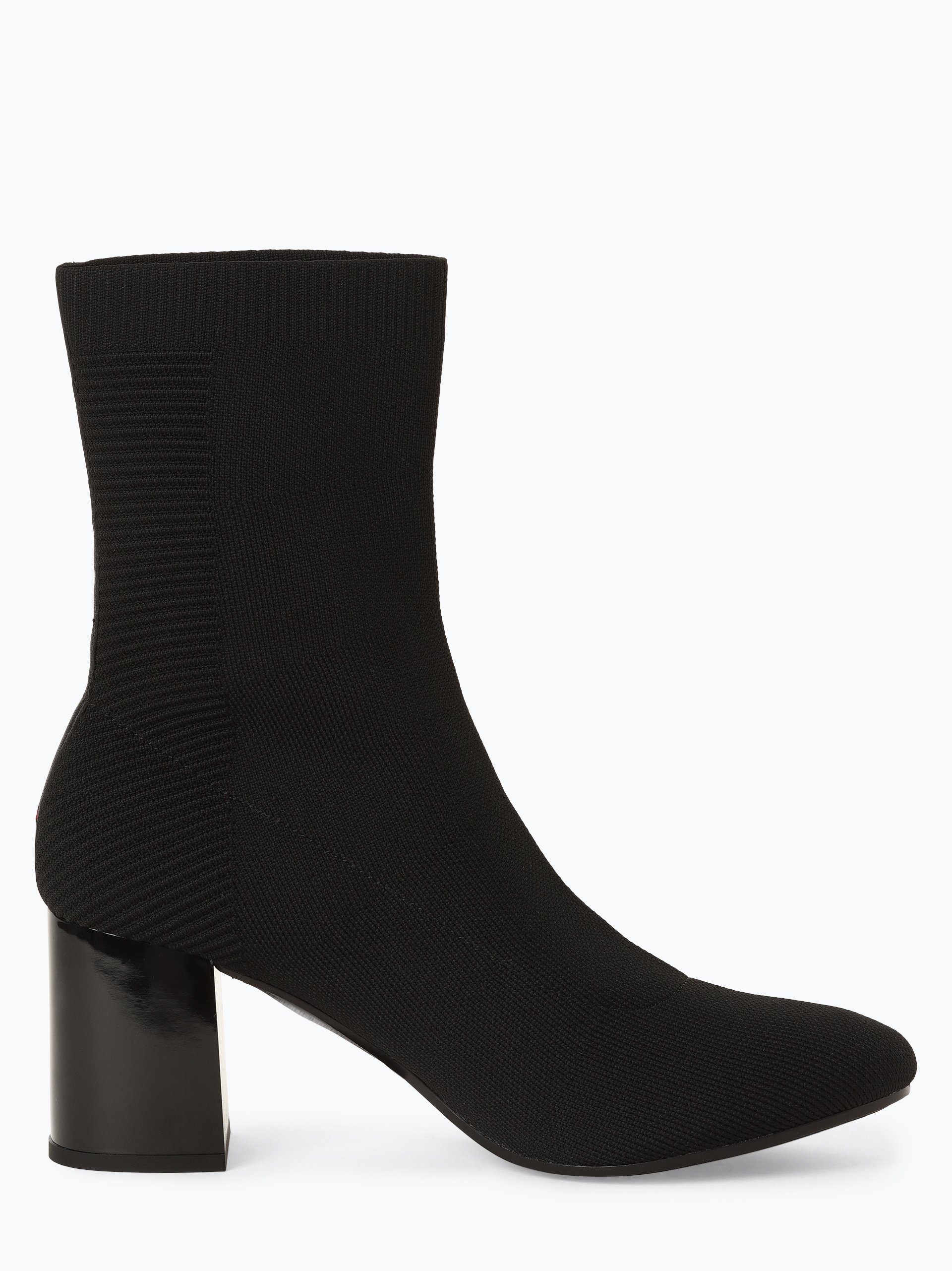 Tommy Hilfiger Damen Stiefelette - Knitted Heeled Boot