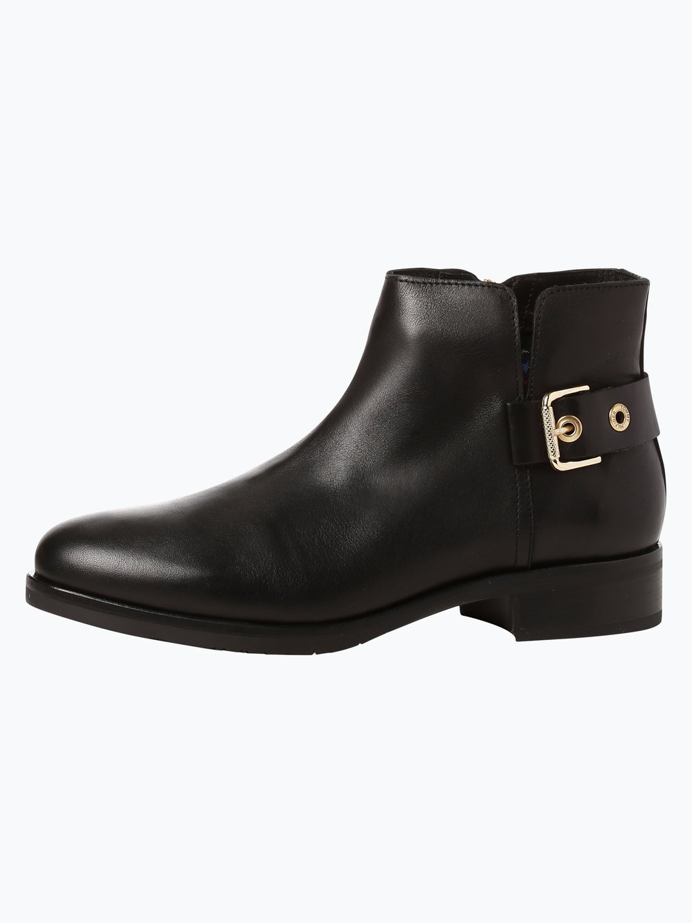 new product 749a2 0328c Tommy Hilfiger Damen Stiefeletten aus Leder - Tessa online ...