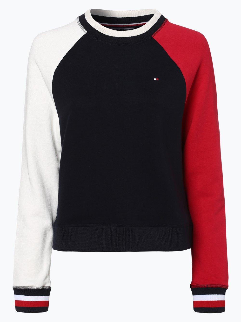 damen sweatshirt tommy hilfiger