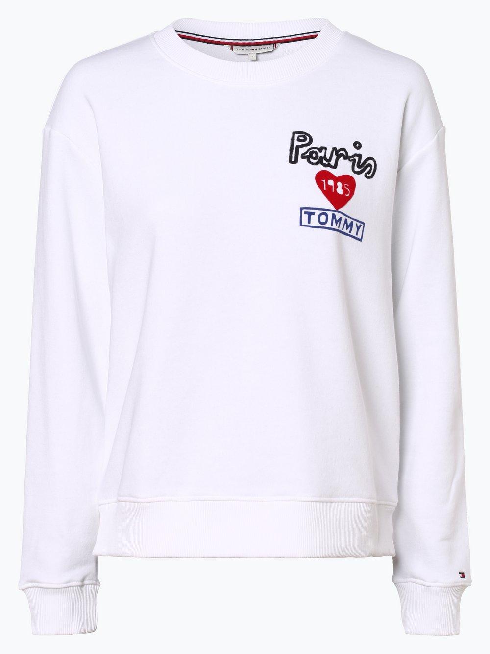 dd199070f4cb Tommy Hilfiger Damen Sweatshirt  2  online kaufen   PEEK-UND ...