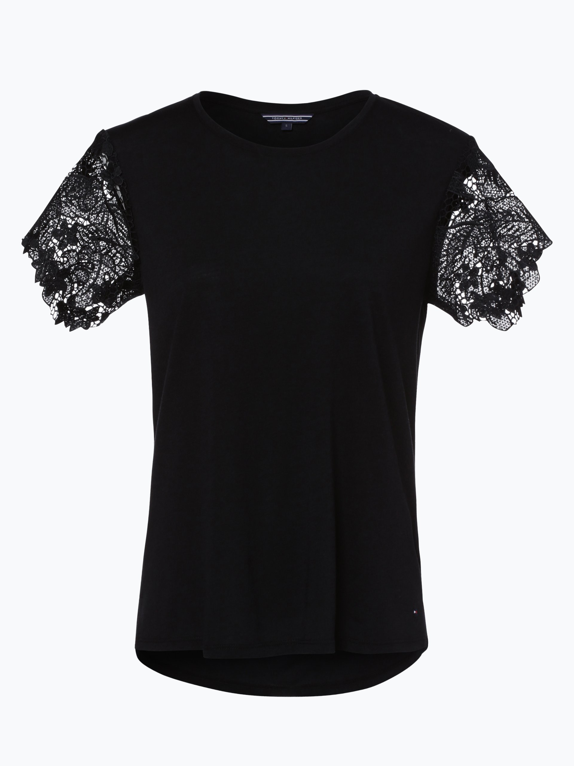 tommy hilfiger damen t shirt dilma online kaufen peek. Black Bedroom Furniture Sets. Home Design Ideas