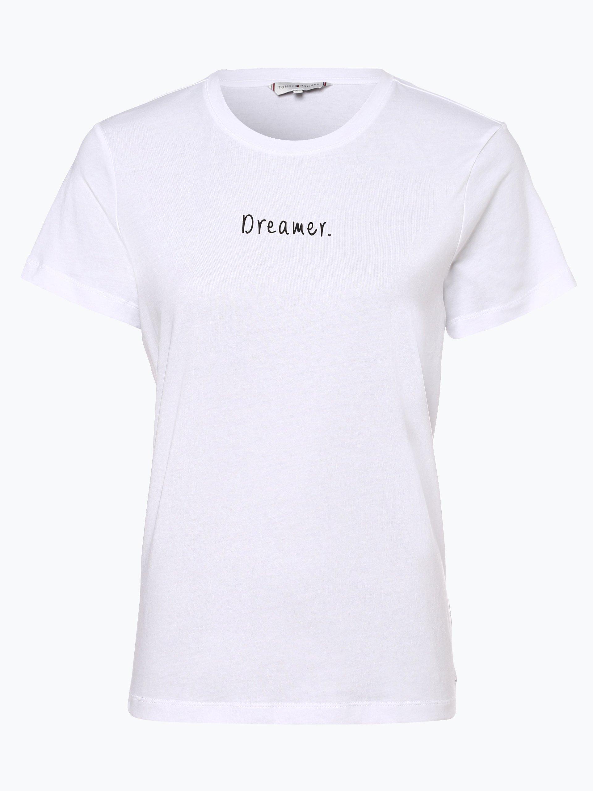 tommy hilfiger damen t shirt lassi online kaufen peek. Black Bedroom Furniture Sets. Home Design Ideas
