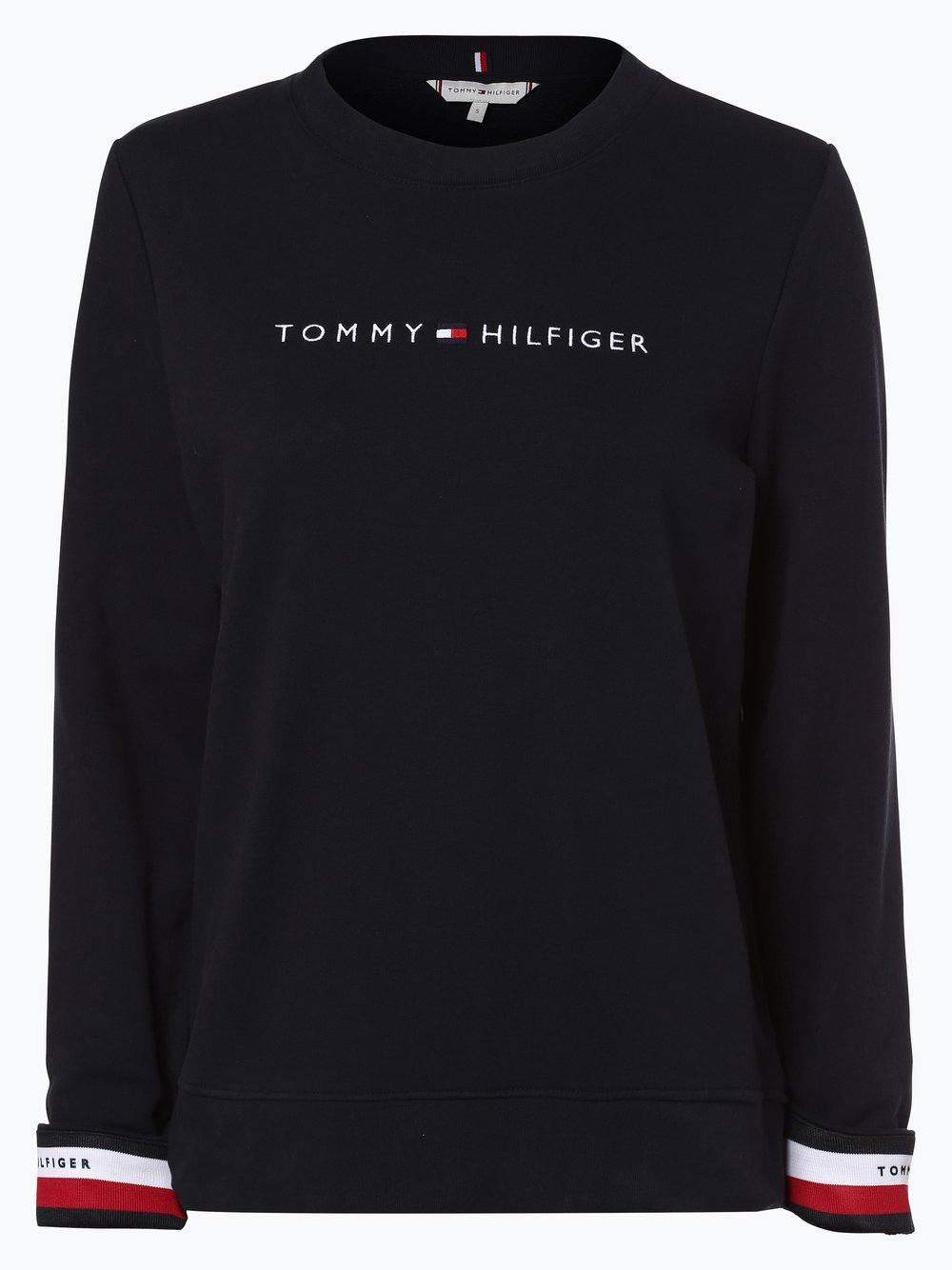 f6e334ec9bb2d Tommy Hilfiger Damska bluza nierozpinana kup online   VANGRAAF.COM
