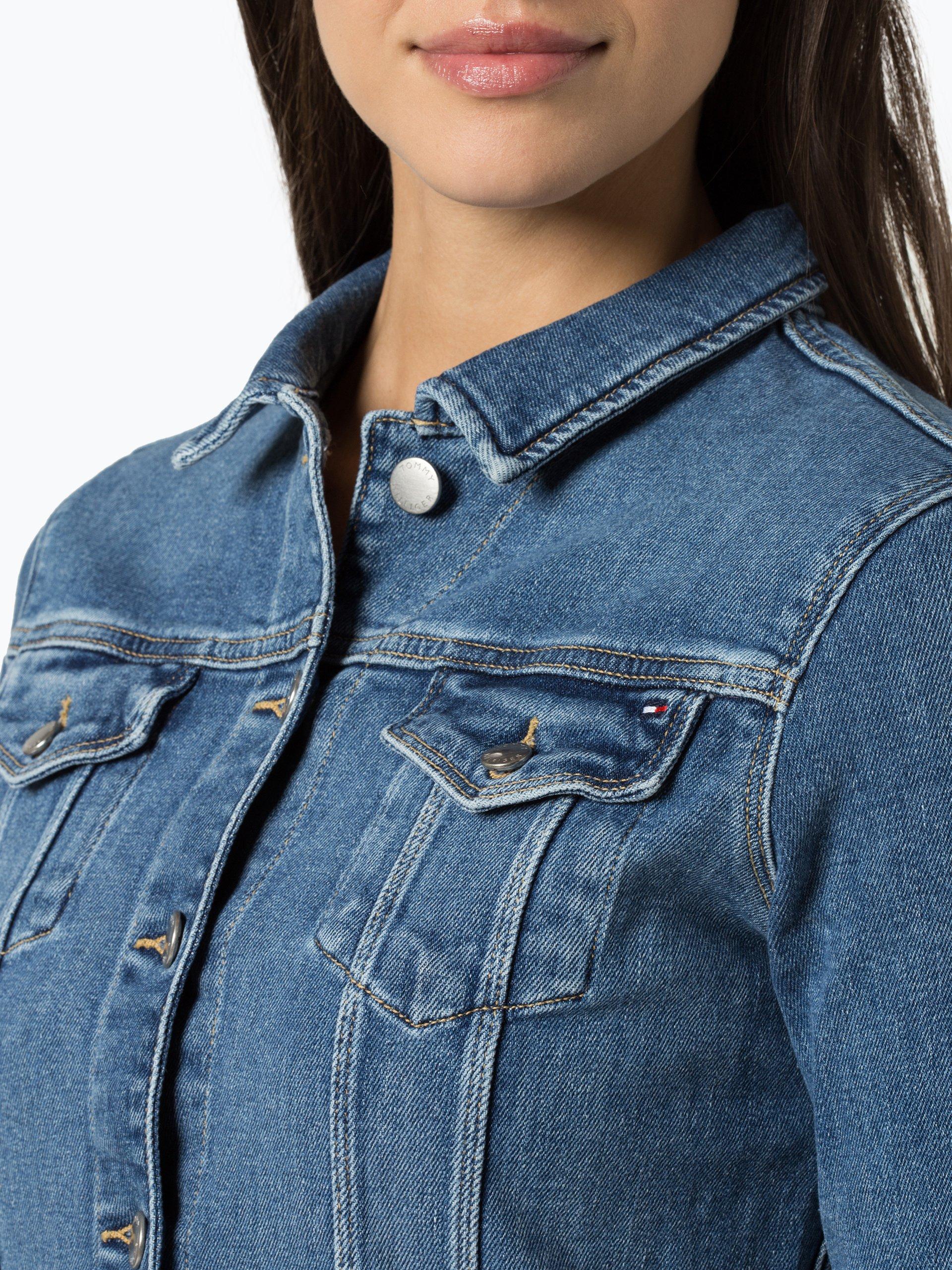 636c1899a83a8 Tommy Hilfiger Damska kurtka jeansowa – Vienna Juliette kup online ...