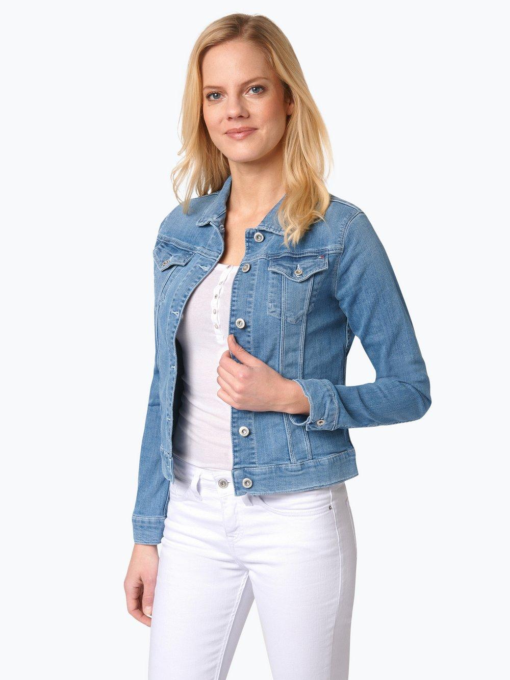 7153c85853c50 Tommy Hilfiger Damska kurtka jeansowa – Vienna kup online