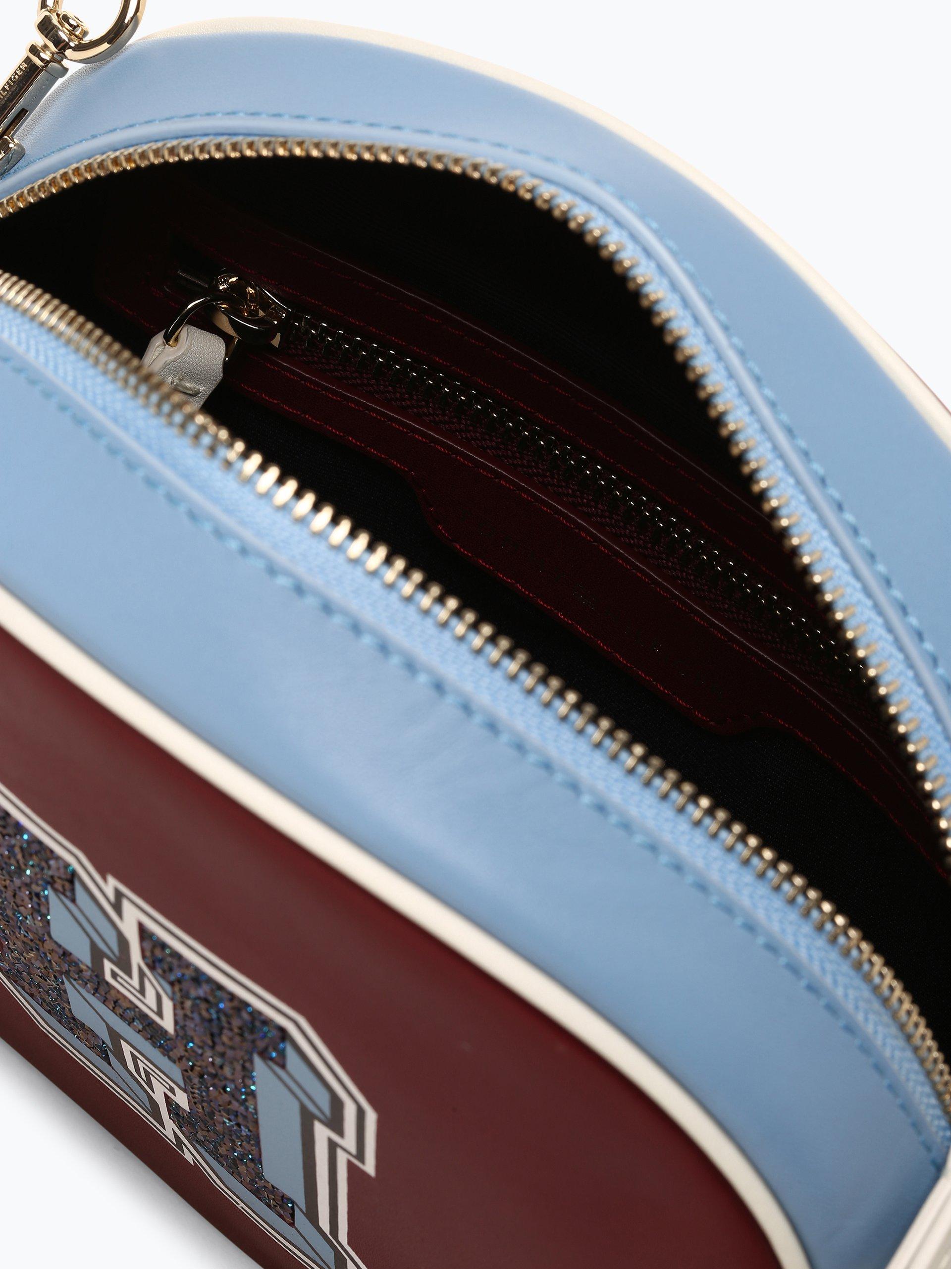 Tommy Hilfiger Damska torba na ramię ze skóry