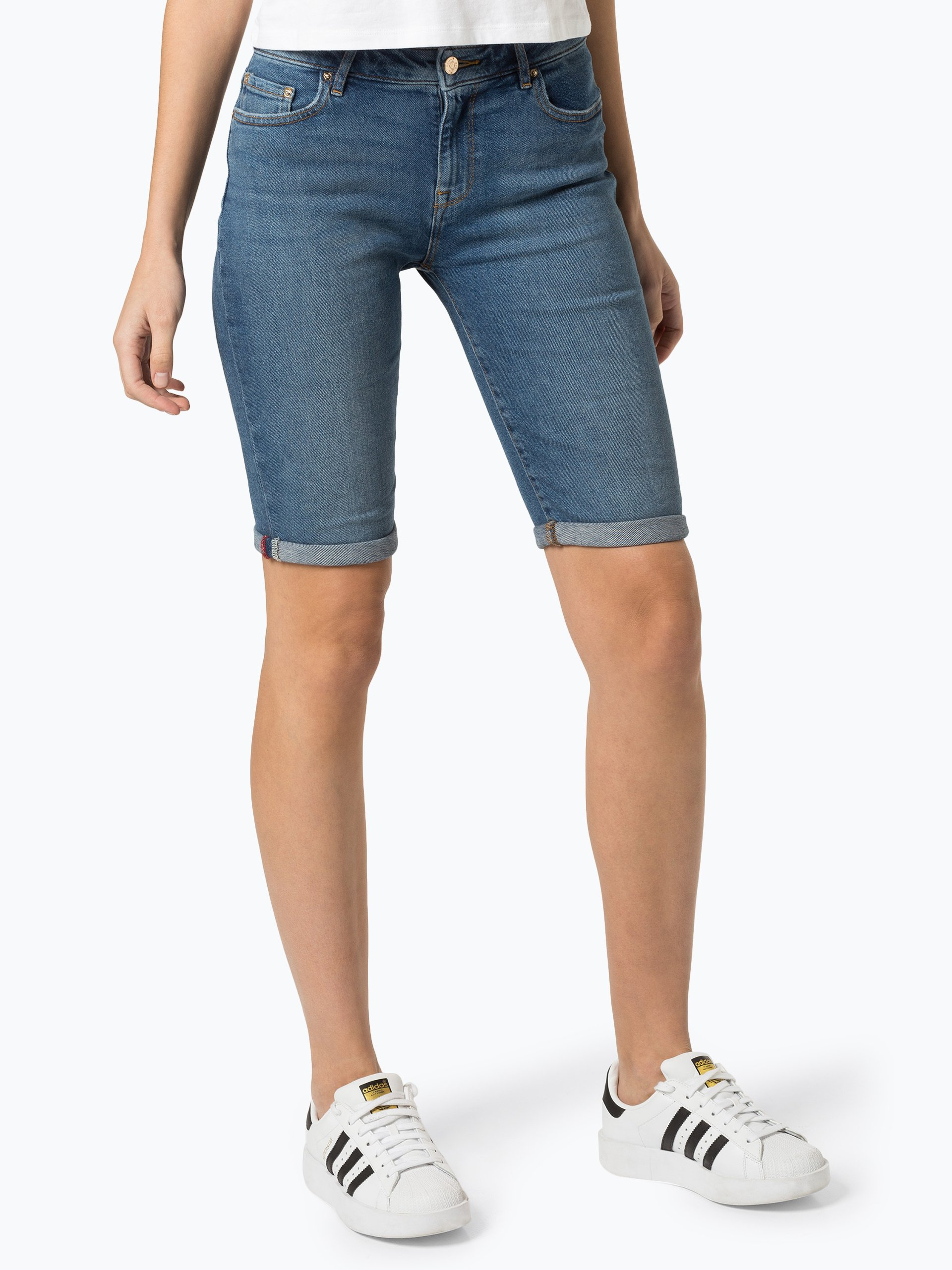 Tommy Hilfiger Damskie krótkie spodenki jeansowe