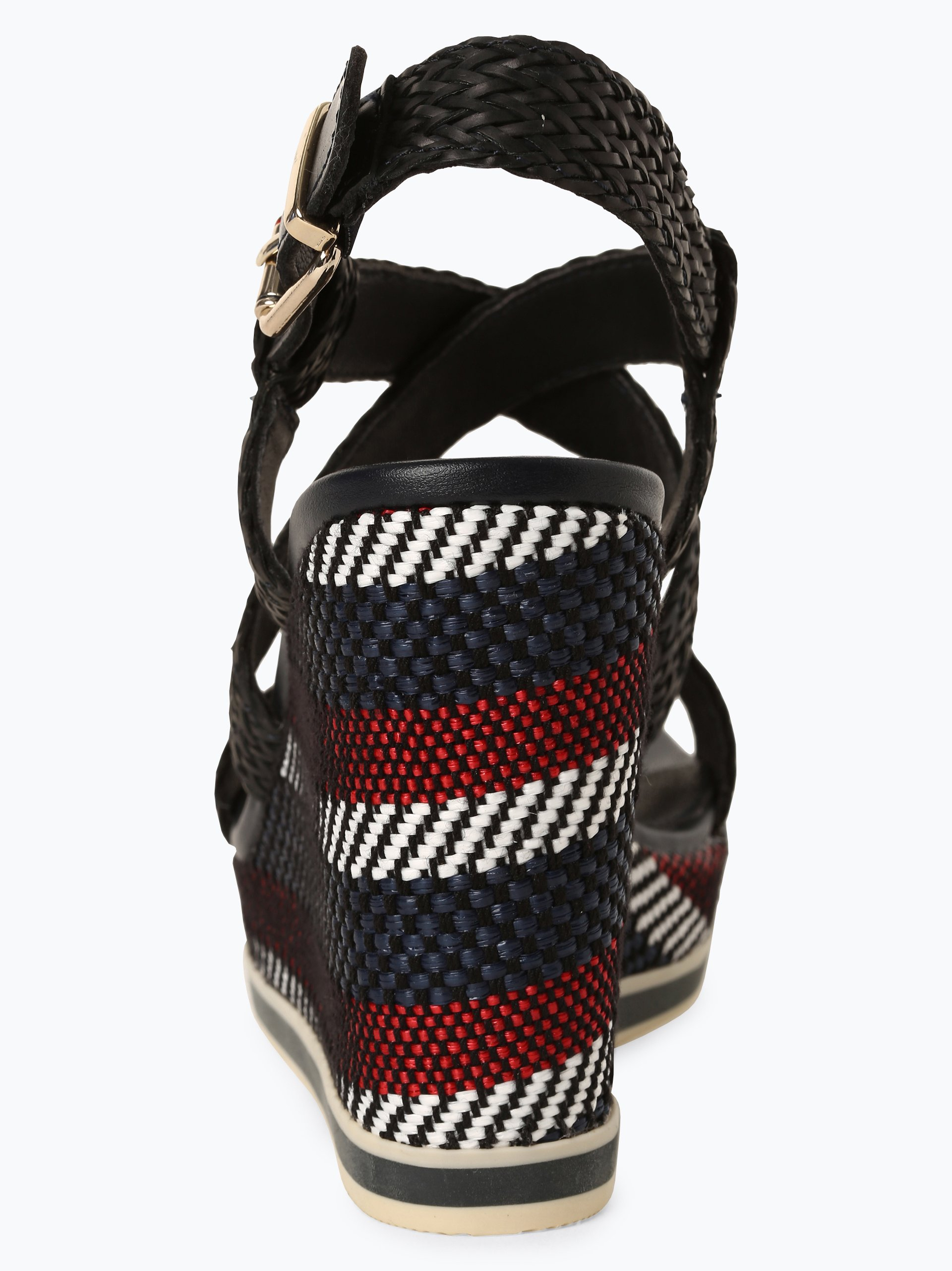 Tommy Hilfiger Damskie sandały na obcasie