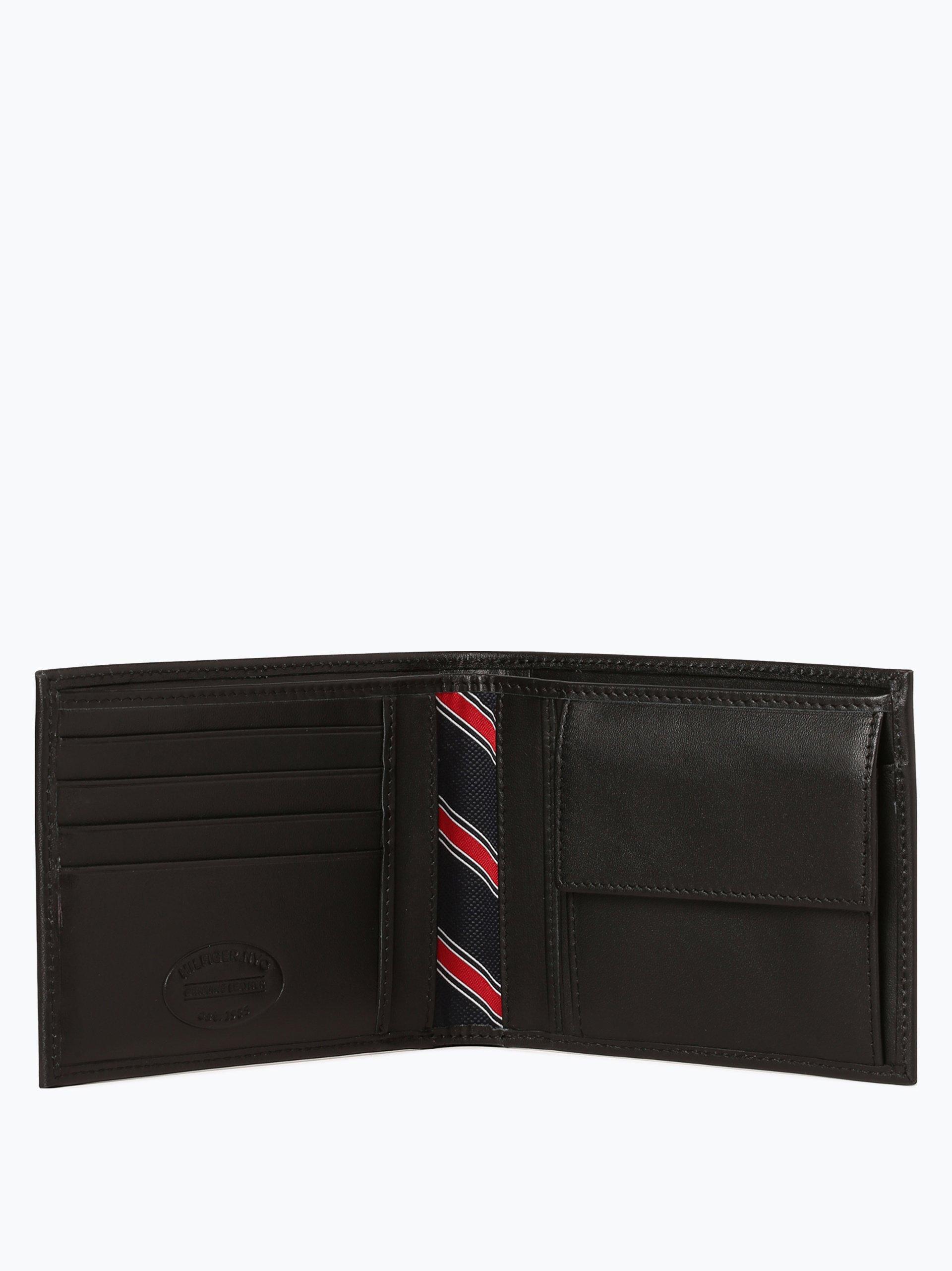 Tommy Hilfiger Herren Geldbörse aus Leder