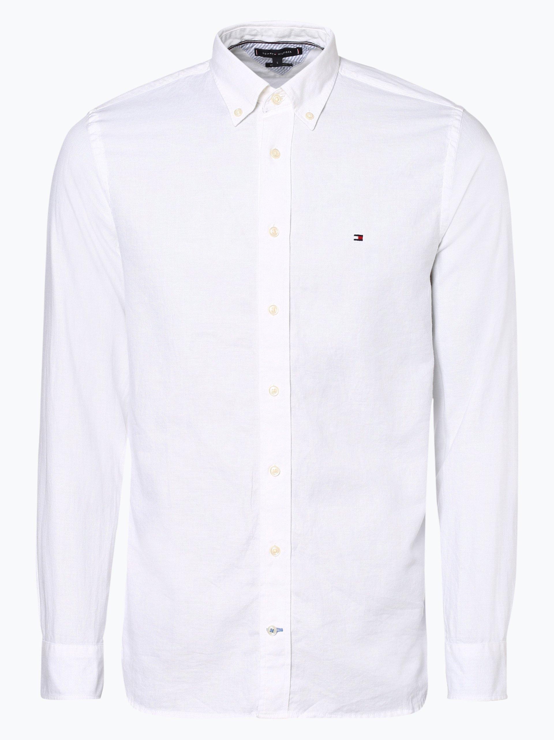 Tommy Hilfiger Herren Hemd - Bügelfrei
