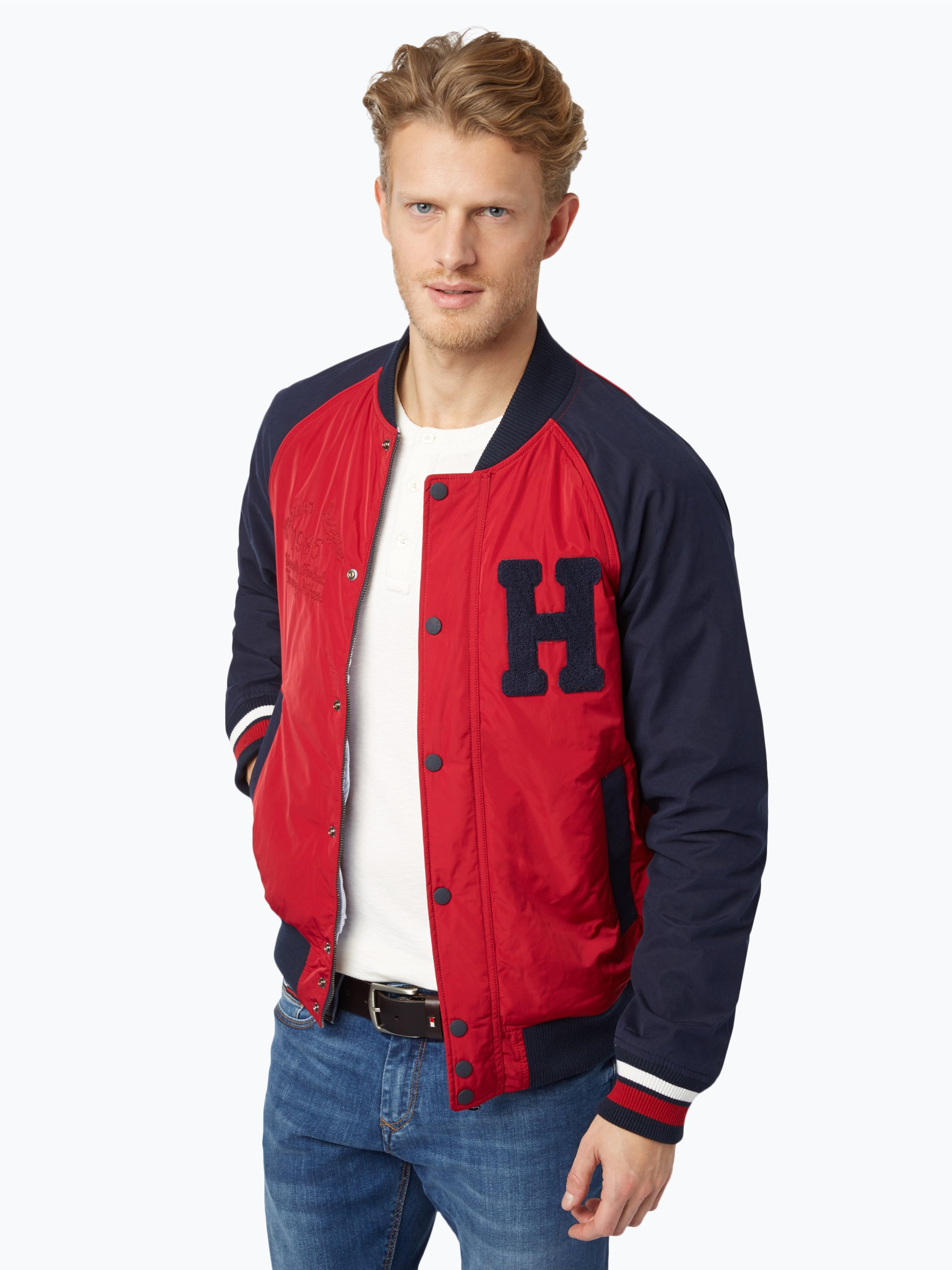 tommy hilfiger herren jacke online kaufen vangraaf com. Black Bedroom Furniture Sets. Home Design Ideas