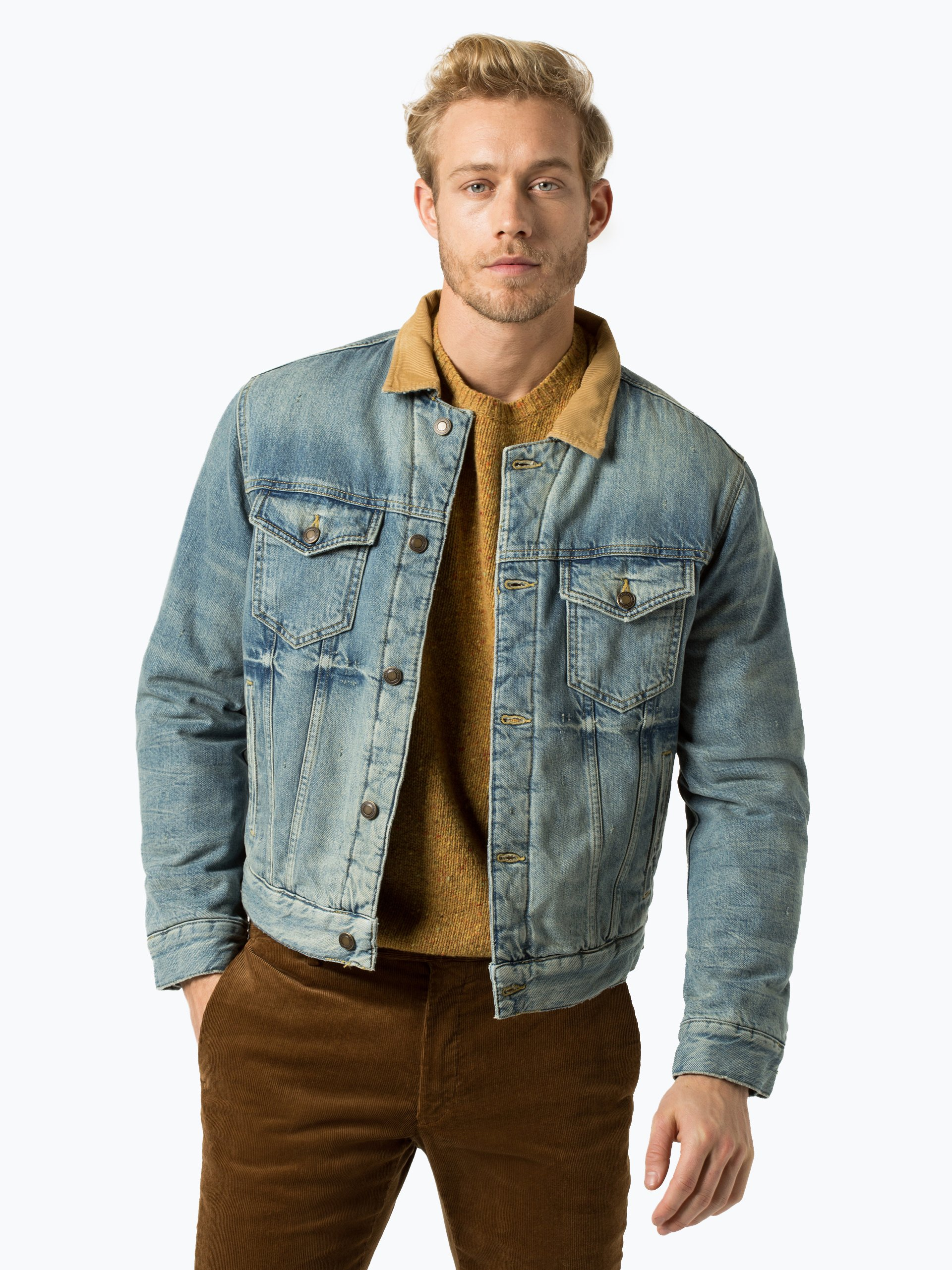 tommy hilfiger herren jeansjacke lewis hamilton online. Black Bedroom Furniture Sets. Home Design Ideas