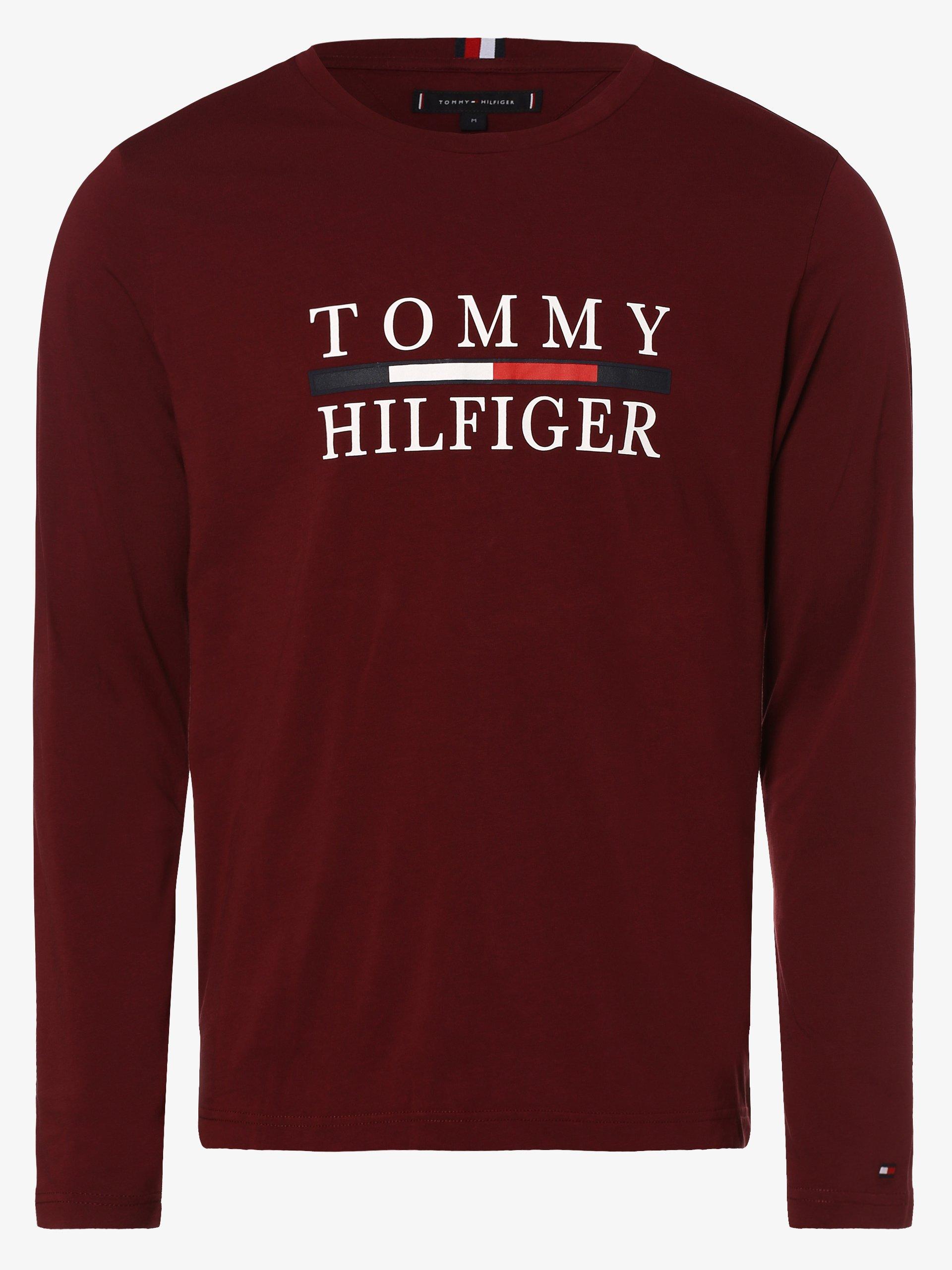Tommy Hilfiger Herren Langarmshirt