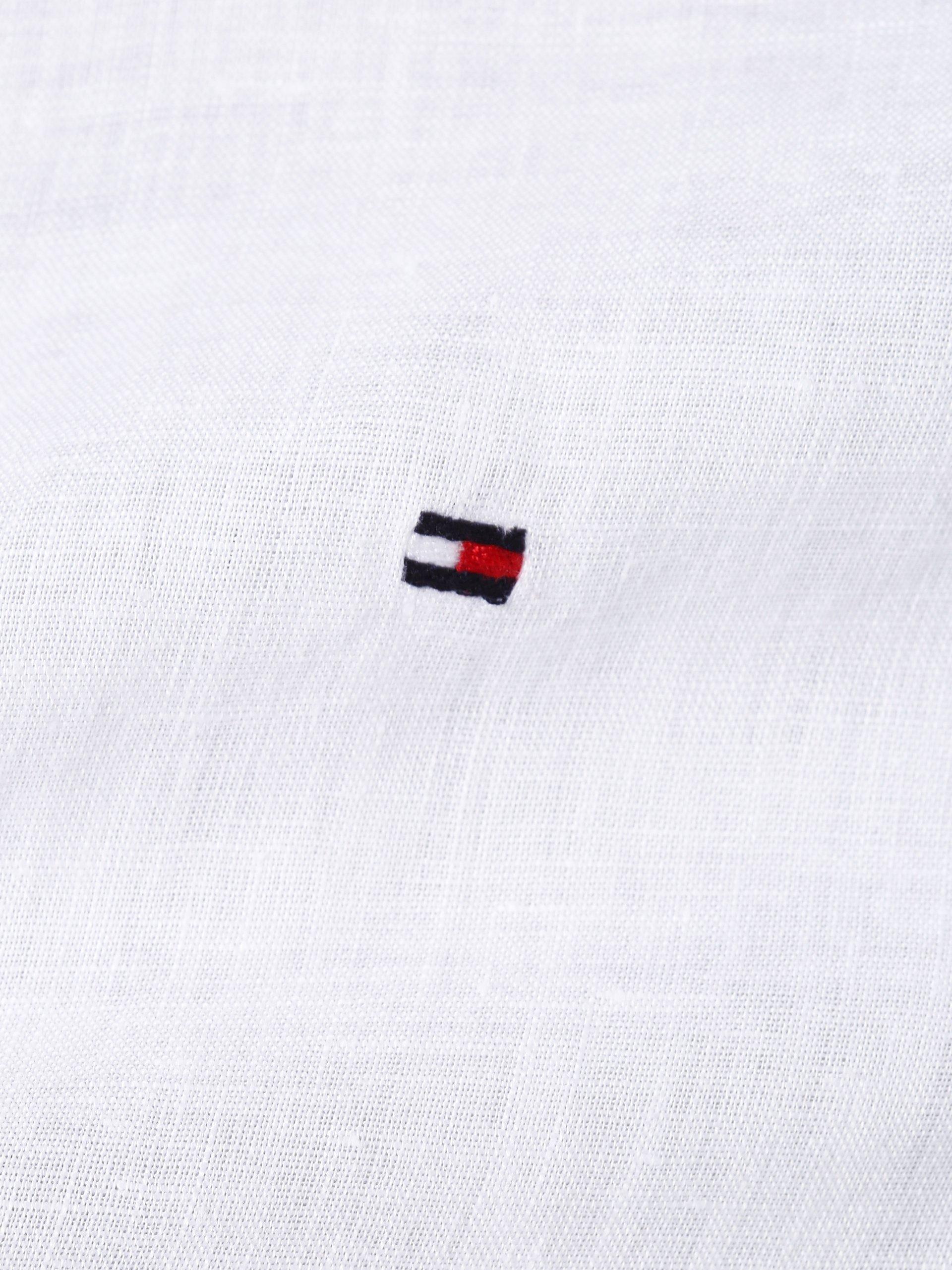 Tommy Hilfiger Herren Leinenhemd - Regular Fit