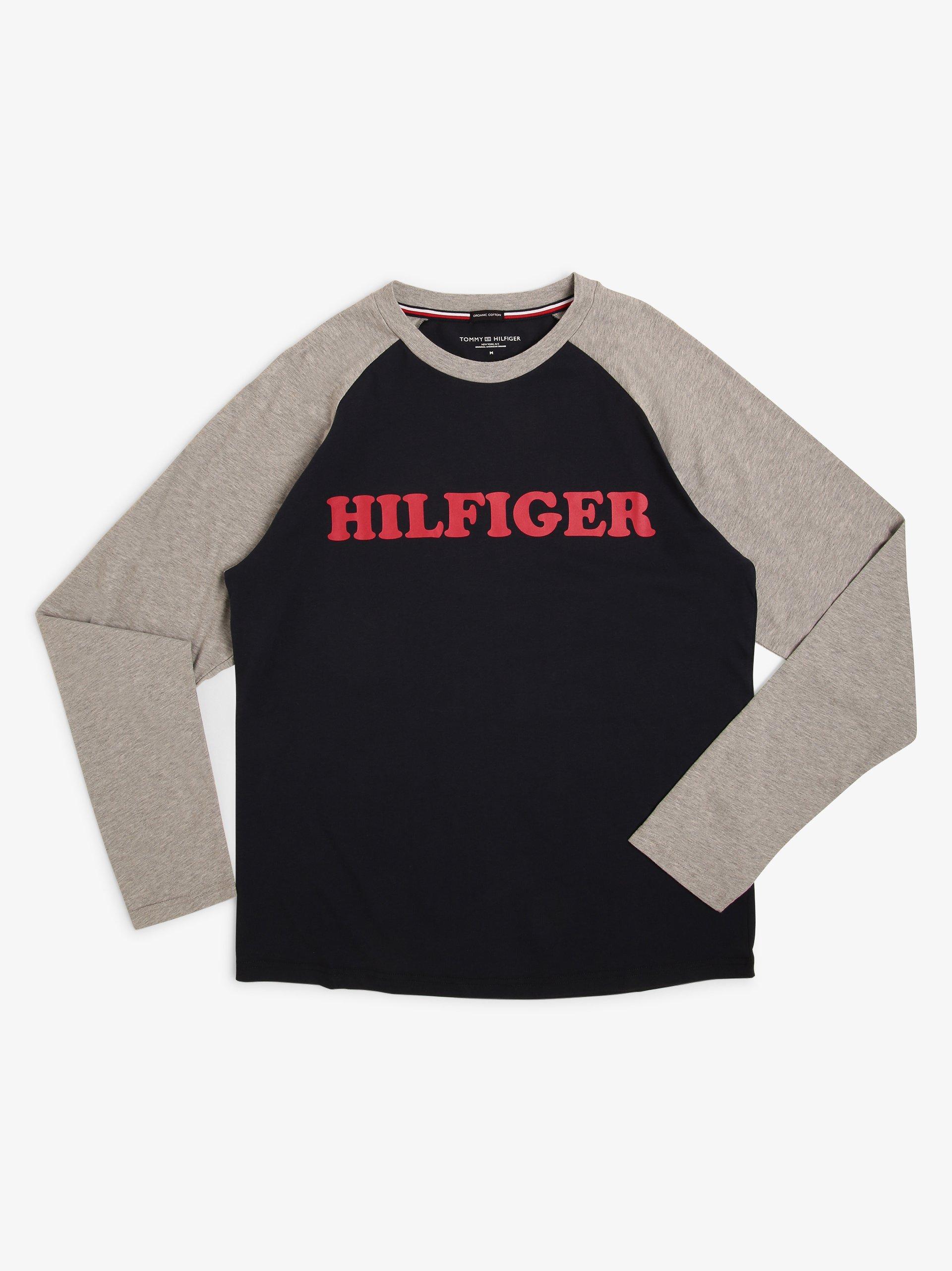 Tommy Hilfiger Herren Pyjama-Shirt