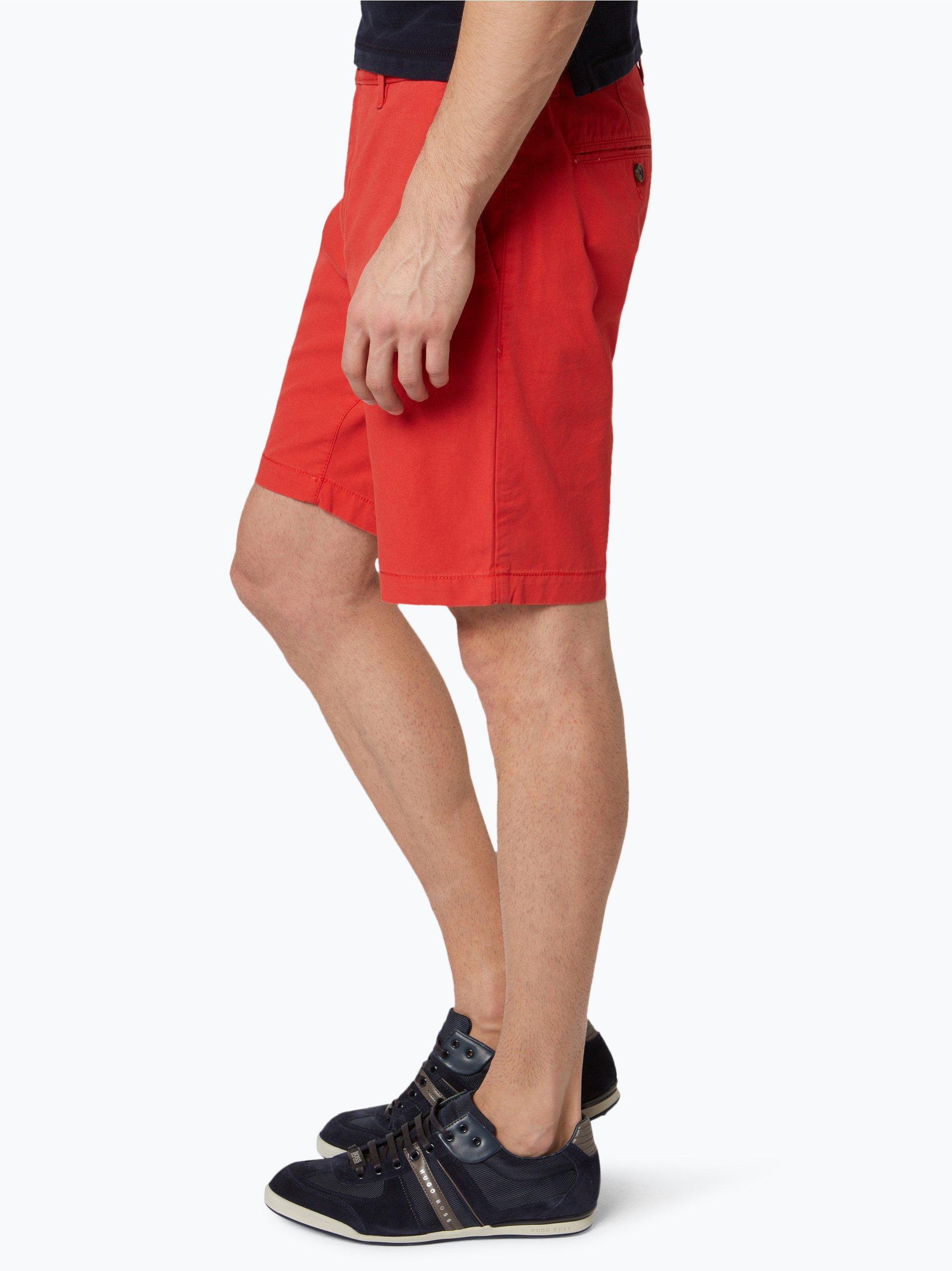 tommy hilfiger herren shorts brooklyn rot uni online kaufen peek und cloppenburg de. Black Bedroom Furniture Sets. Home Design Ideas