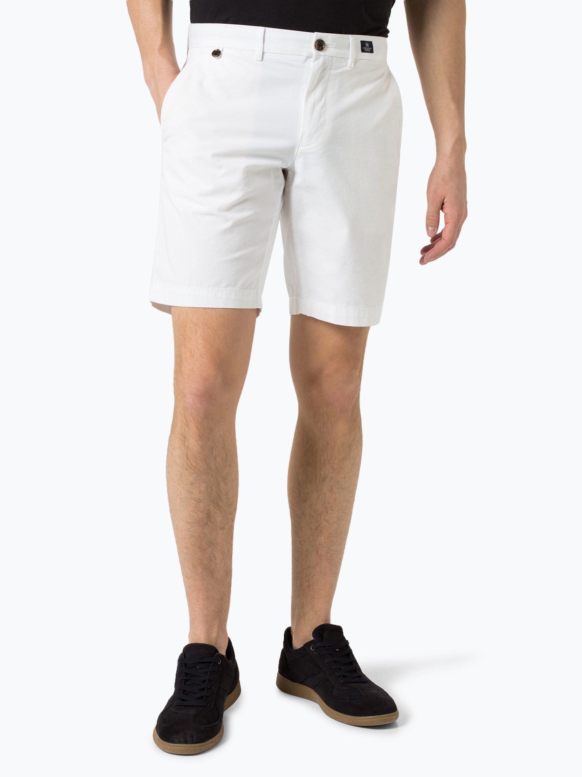 tommy hilfiger herren shorts wei uni online kaufen. Black Bedroom Furniture Sets. Home Design Ideas