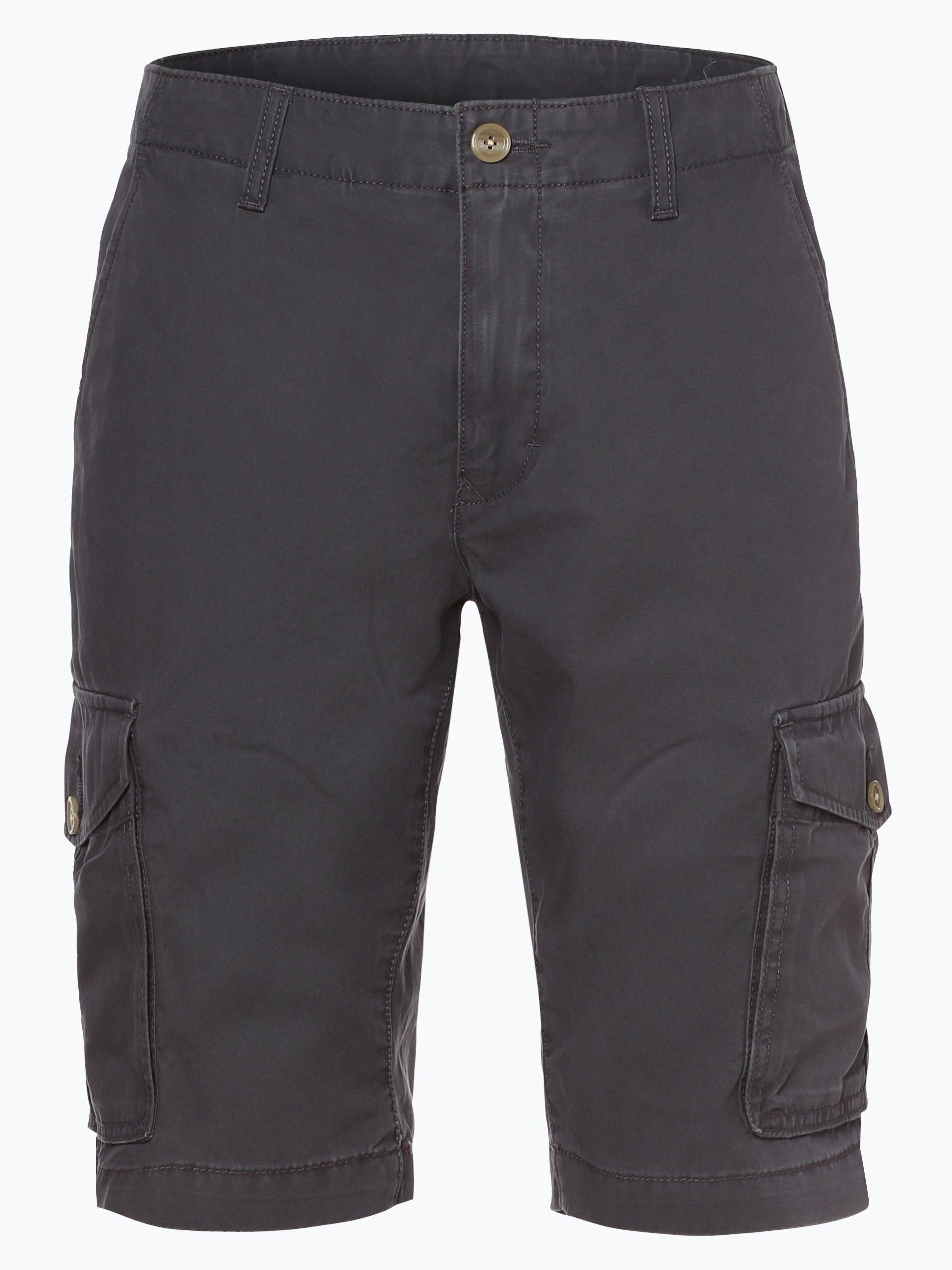 tommy hilfiger herren shorts grau uni online kaufen peek. Black Bedroom Furniture Sets. Home Design Ideas