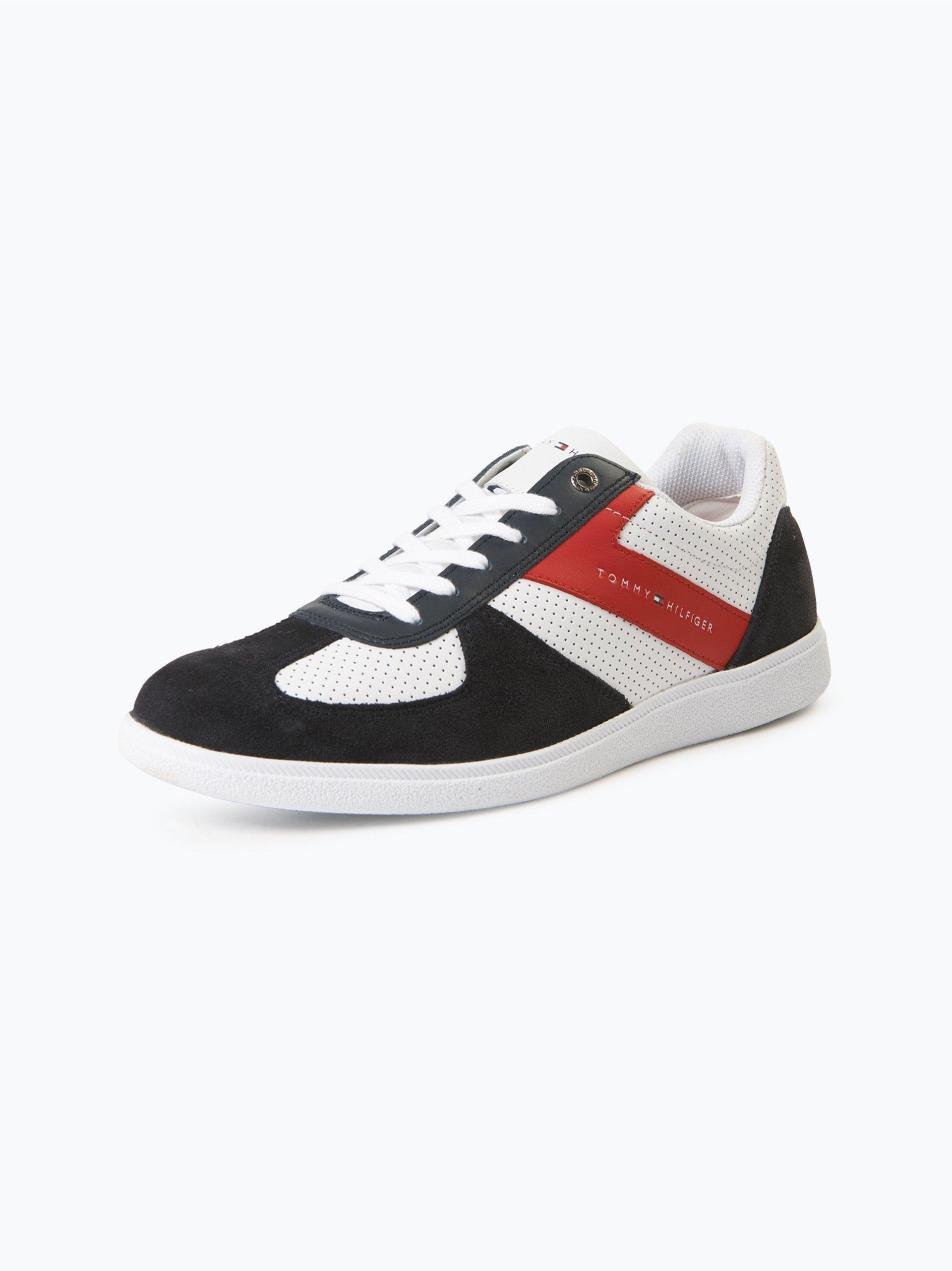 tommy hilfiger herren sneaker aus leder danny 2 online kaufen peek und cloppenburg de. Black Bedroom Furniture Sets. Home Design Ideas