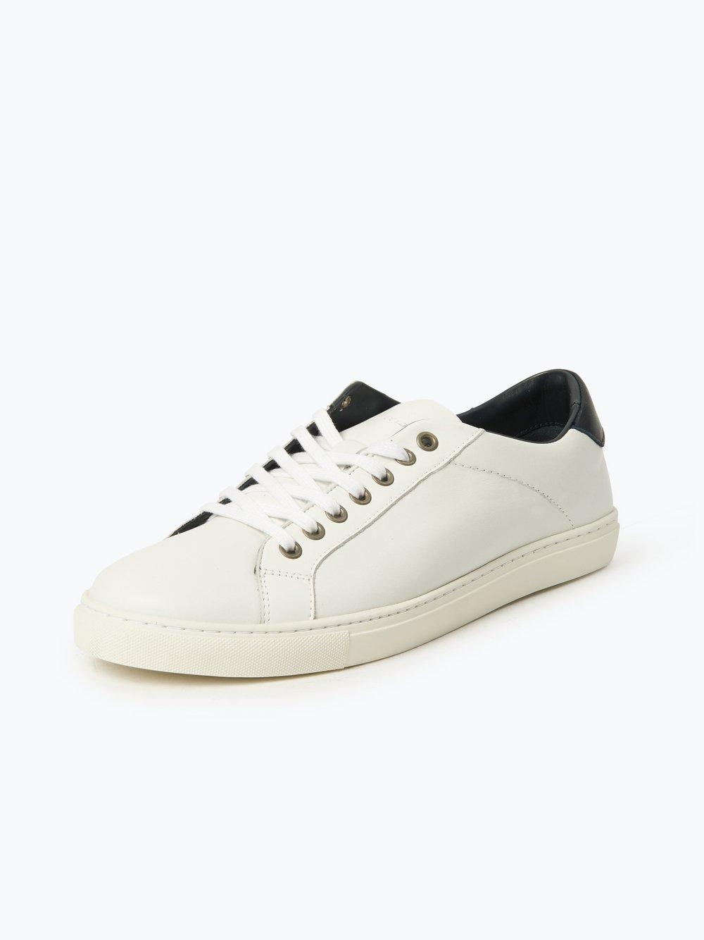 Tommy Hilfiger Herren Sneaker aus Leder - Mount 4A1 online kaufen ... f83e3f985f