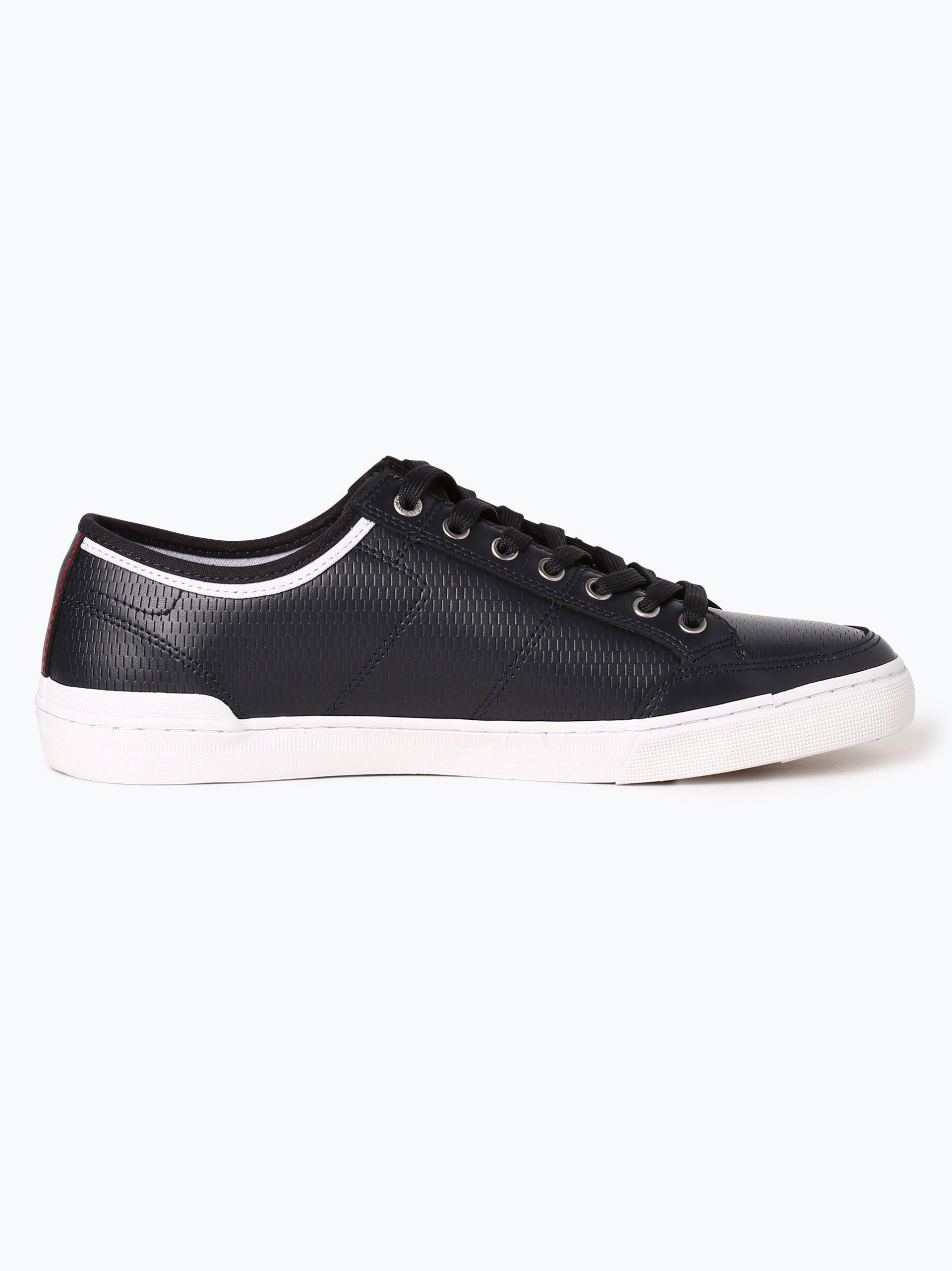 tommy hilfiger herren sneaker aus leder 2 online kaufen peek und cloppenburg de. Black Bedroom Furniture Sets. Home Design Ideas