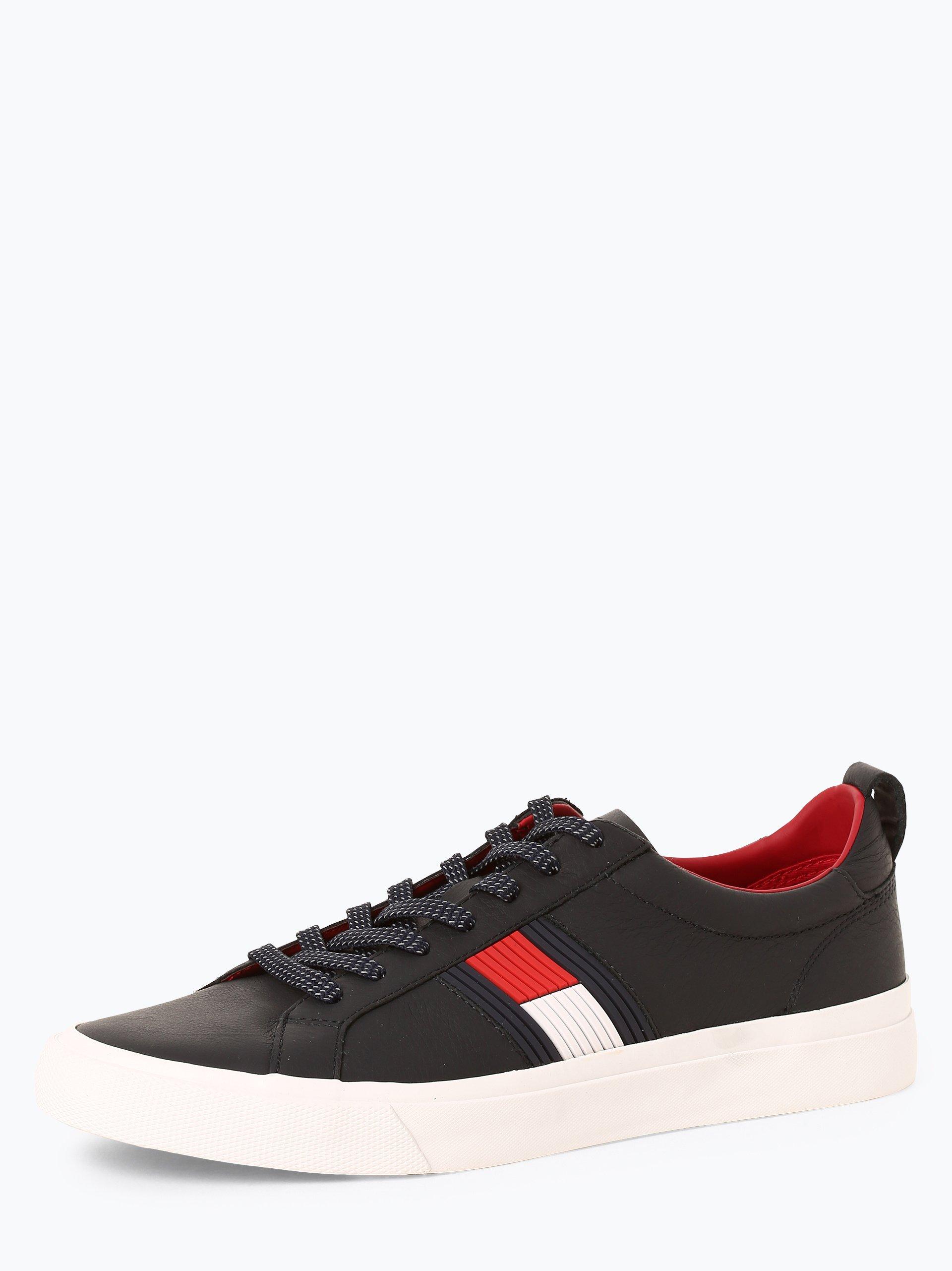 Tommy Hilfiger Herren Sneaker aus Leder