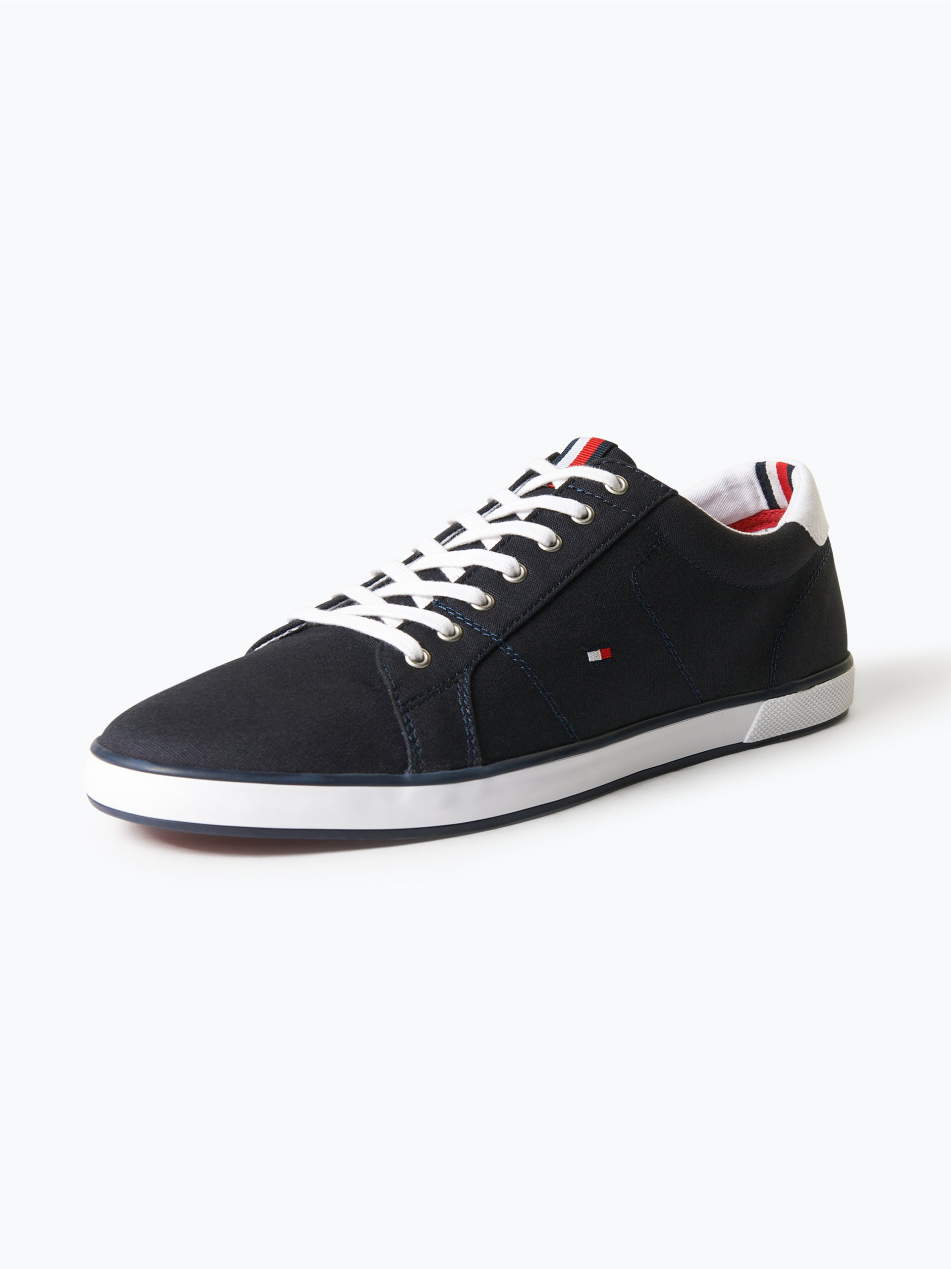 tommy hilfiger herren sneaker harlow 1d marine uni. Black Bedroom Furniture Sets. Home Design Ideas