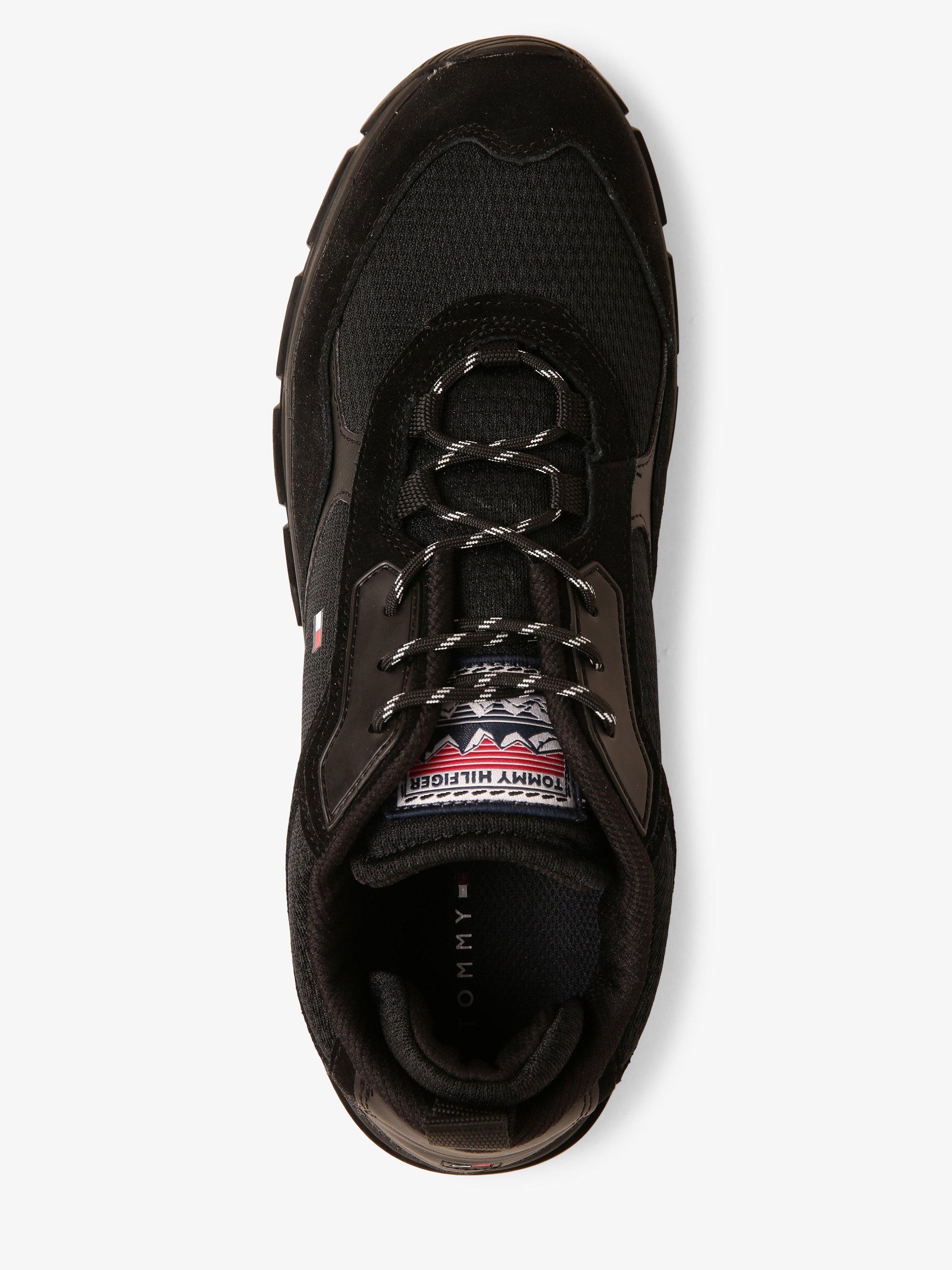 Tommy Hilfiger Herren Sneaker mit Leder-Anteil - Fashion Mix