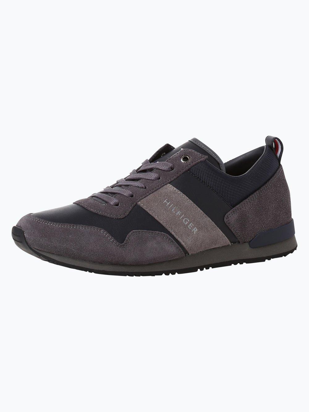 Tommy Hilfiger Herren Sneaker mit Leder-Anteil - Maxwell online ... 34ea8655fe