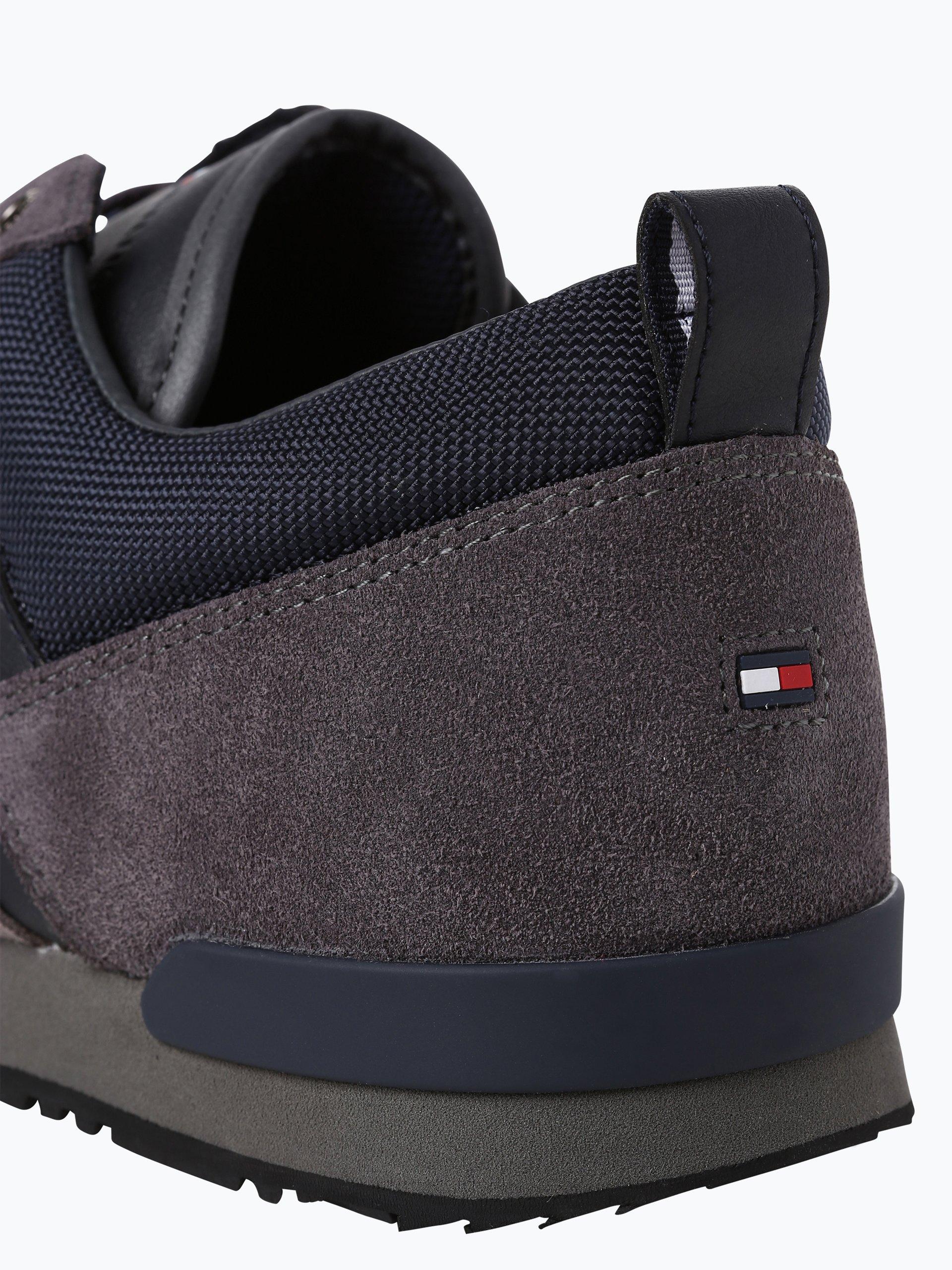 Tommy Hilfiger Herren Sneaker mit Leder-Anteil - Maxwell